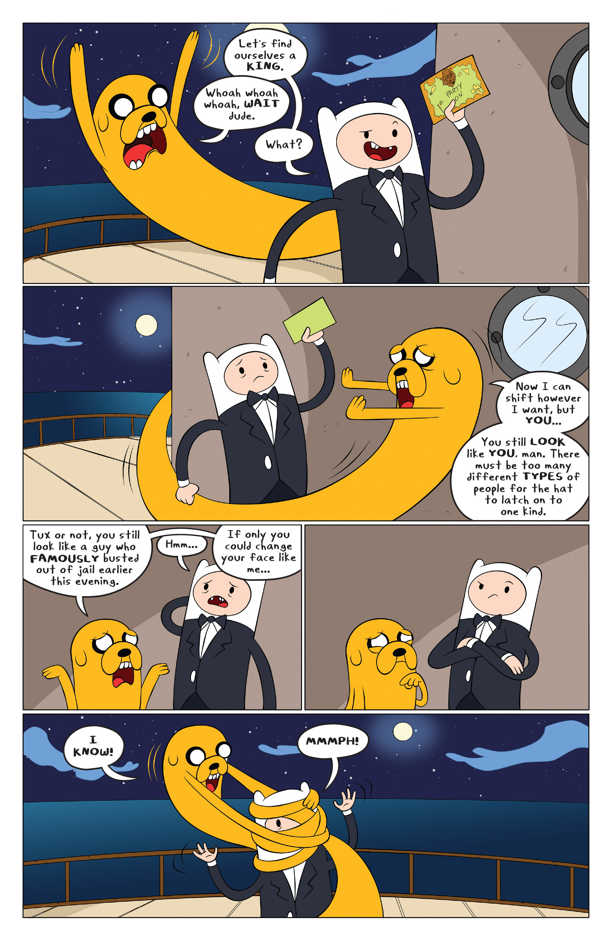 Read online Adventure Time comic -  Issue #43 - 10