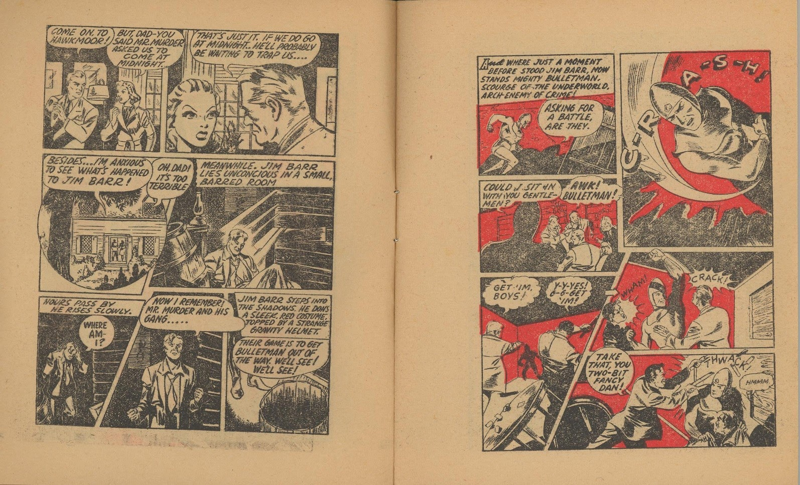 Bulletman issue 11 - Page 4