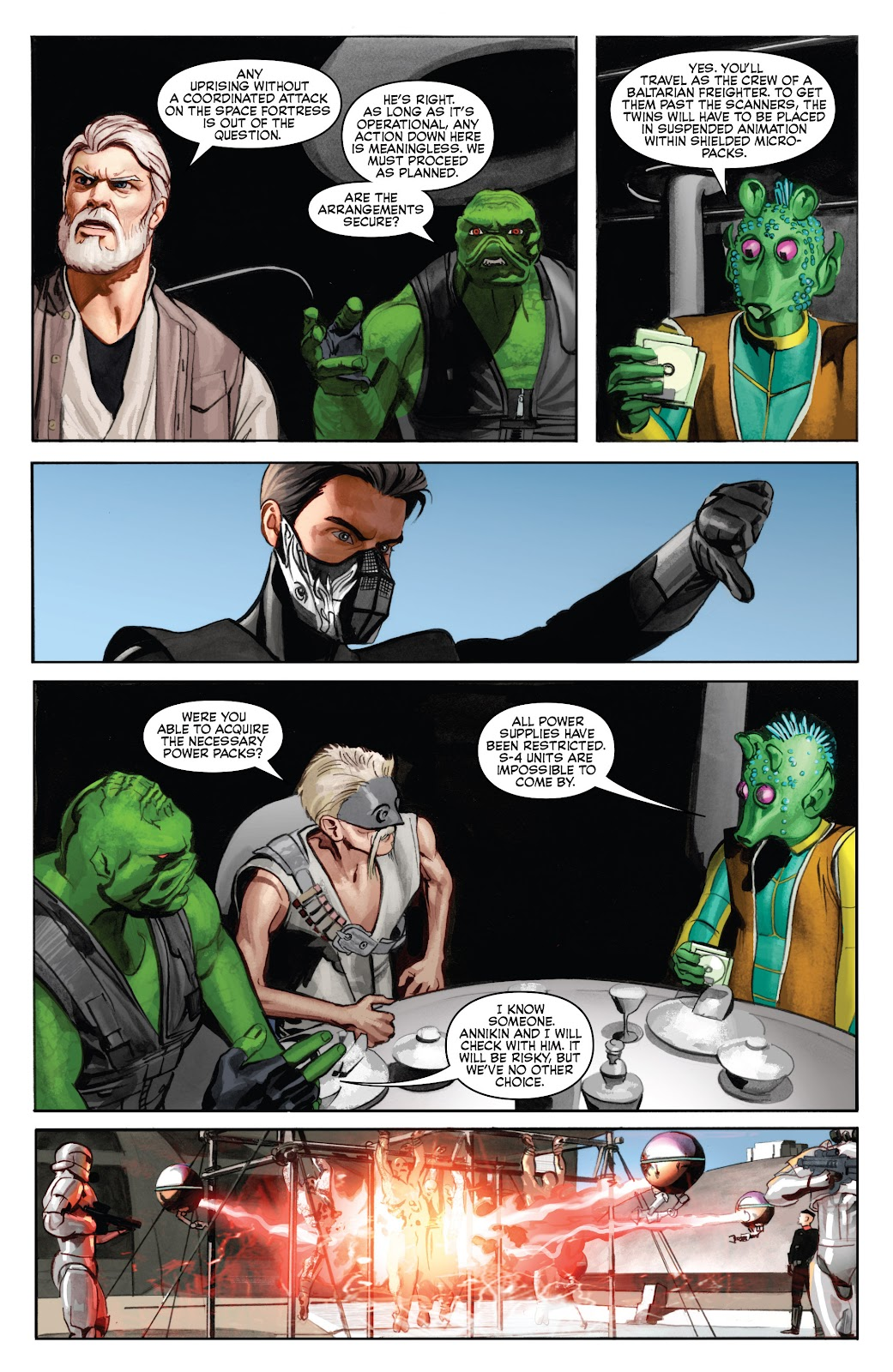 Read online Star Wars Legends: Infinities - Epic Collection comic -  Issue # TPB (Part 4) - 87