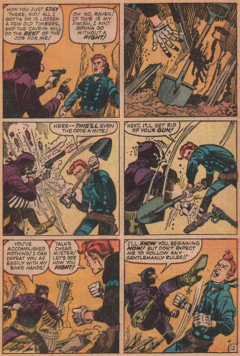 The Rawhide Kid (1955) issue 35 - Page 17