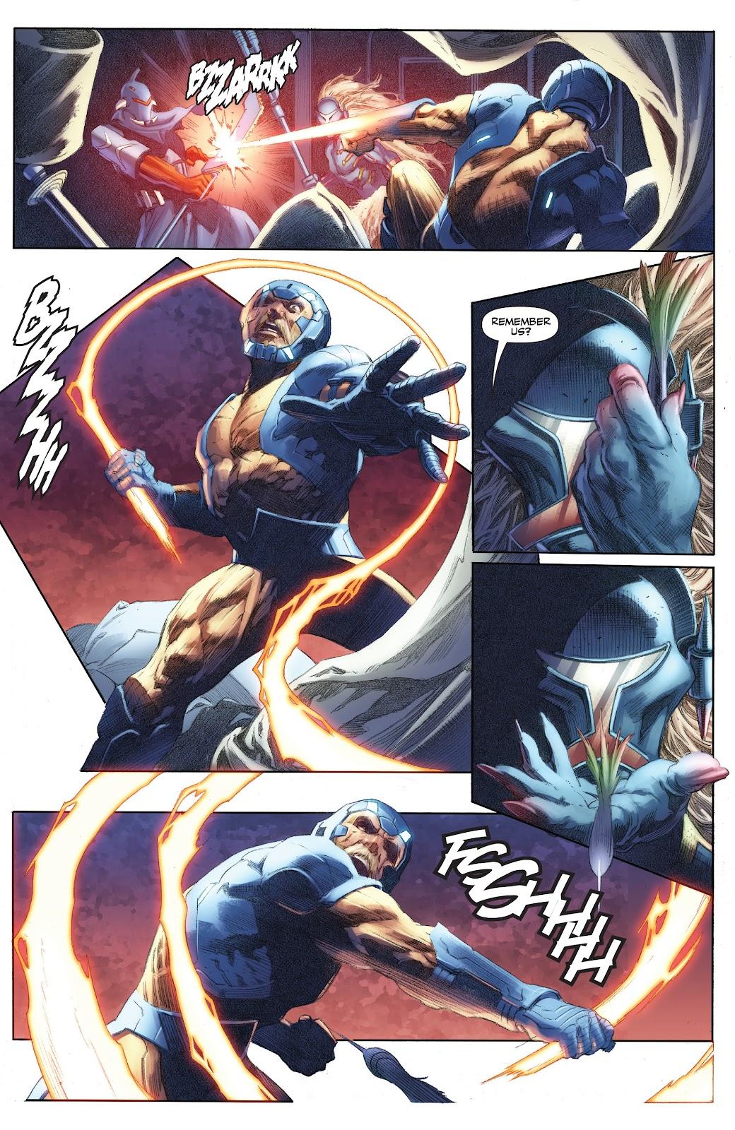 Read online X-O Manowar (2017) comic -  Issue #23 - 20