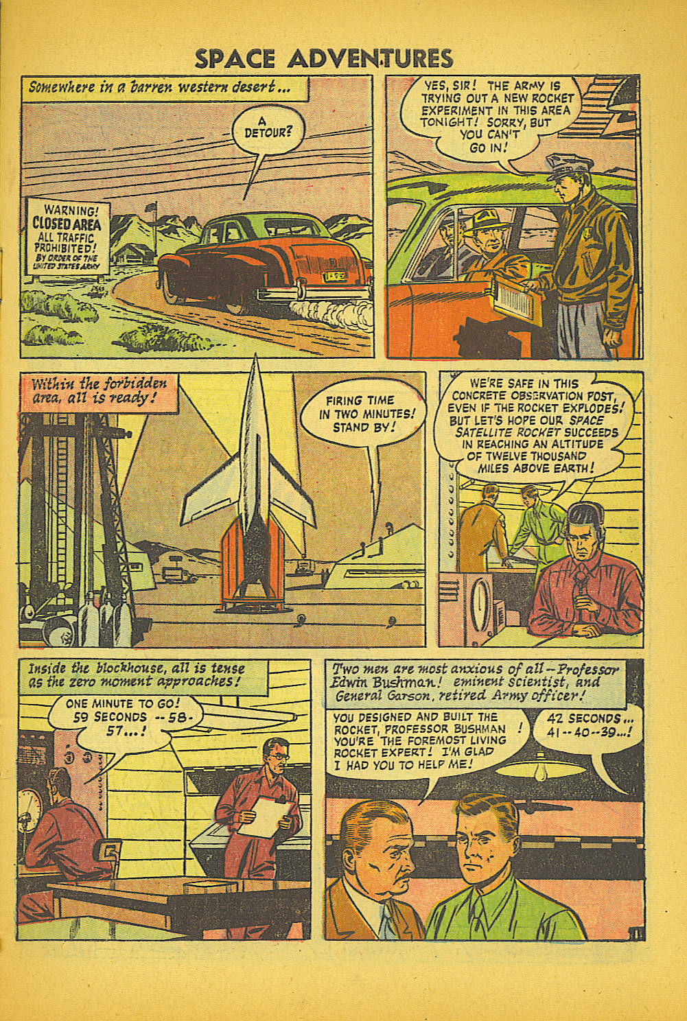 Space Adventures (1952) issue 20 - Page 3