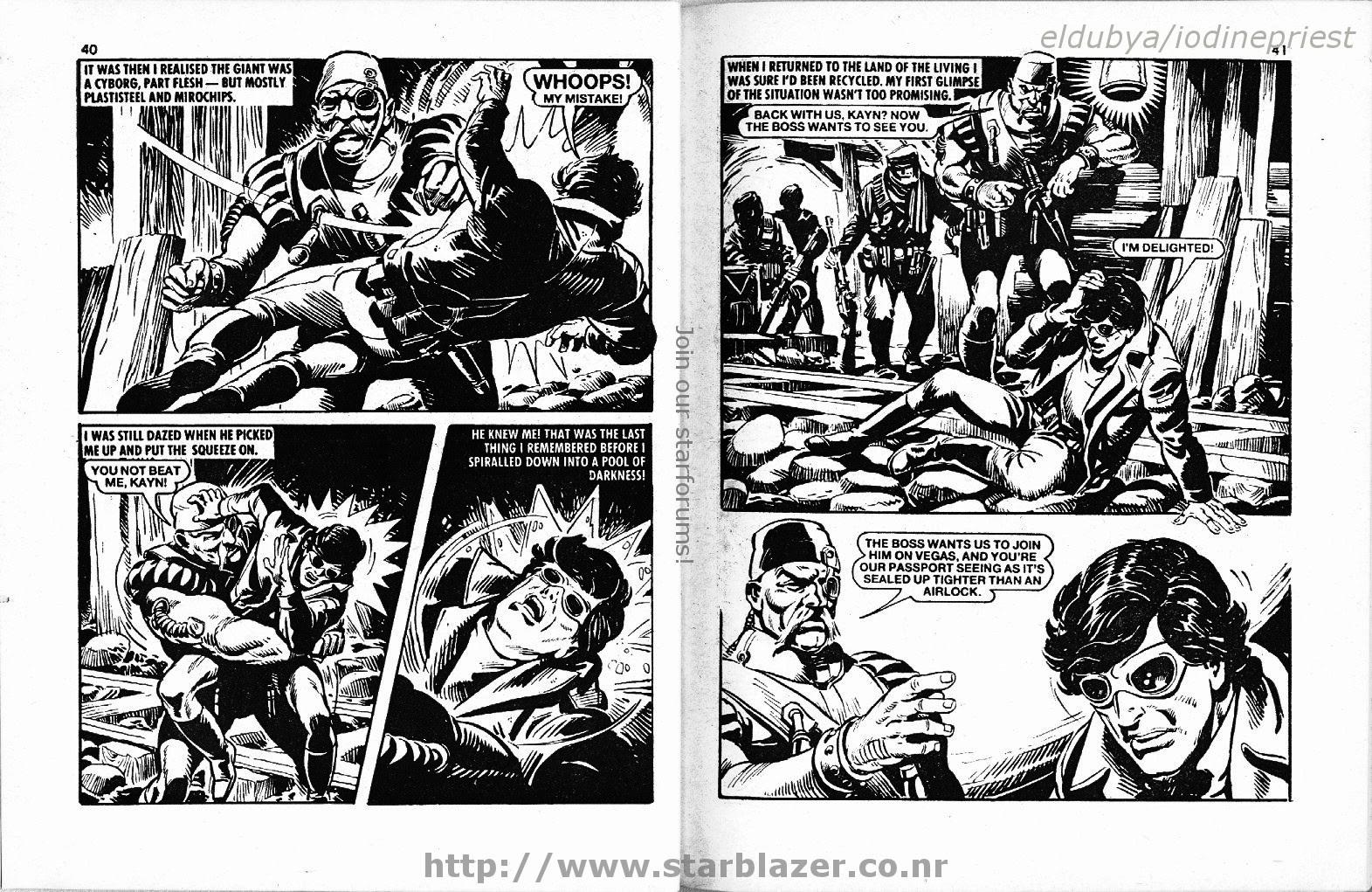 Starblazer issue 173 - Page 22
