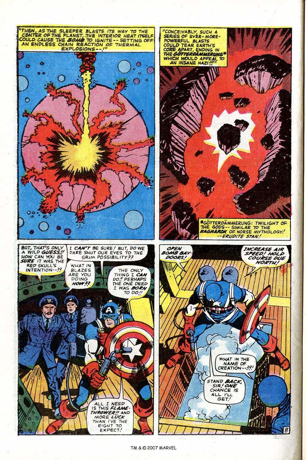 Read online Captain America (1968) comic -  Issue # _Annual 2 - 38