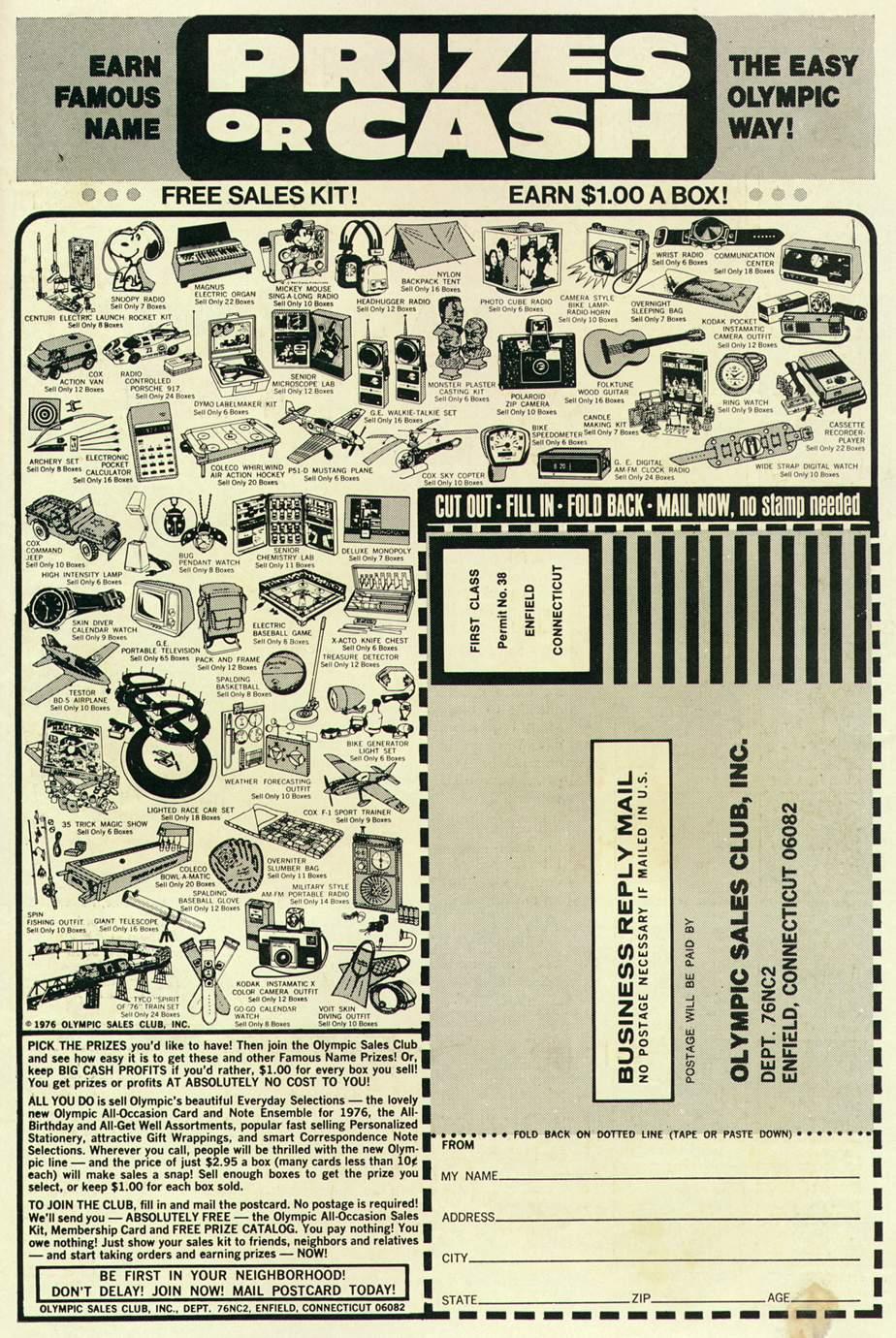 Read online Adventure Comics (1938) comic -  Issue #445 - 35