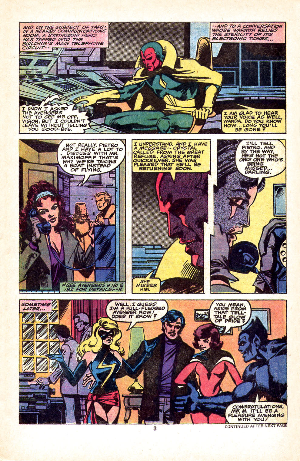 The Avengers (1963) 183 Page 3