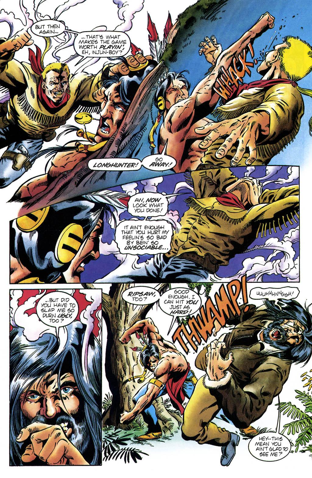 Read online Turok, Dinosaur Hunter (1993) comic -  Issue #36 - 11