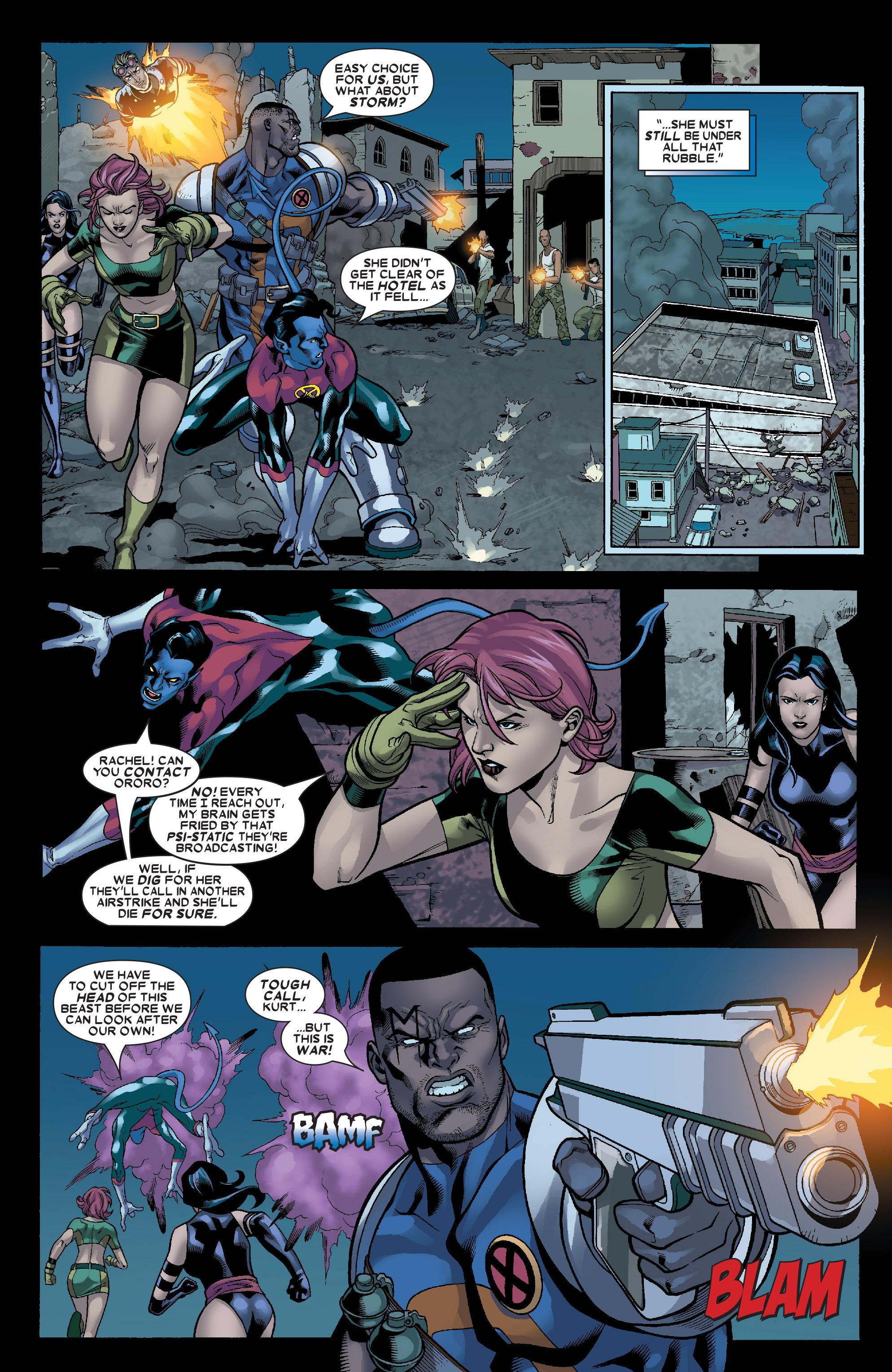 Read online Uncanny X-Men (1963) comic -  Issue # _Annual 1 (2006) - 17