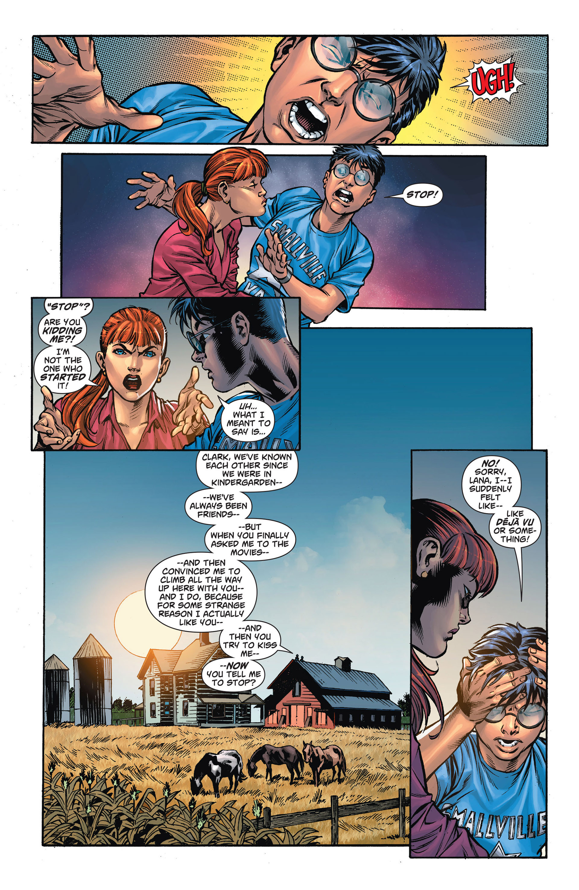 Read online Action Comics (2011) comic -  Issue #24 - 16