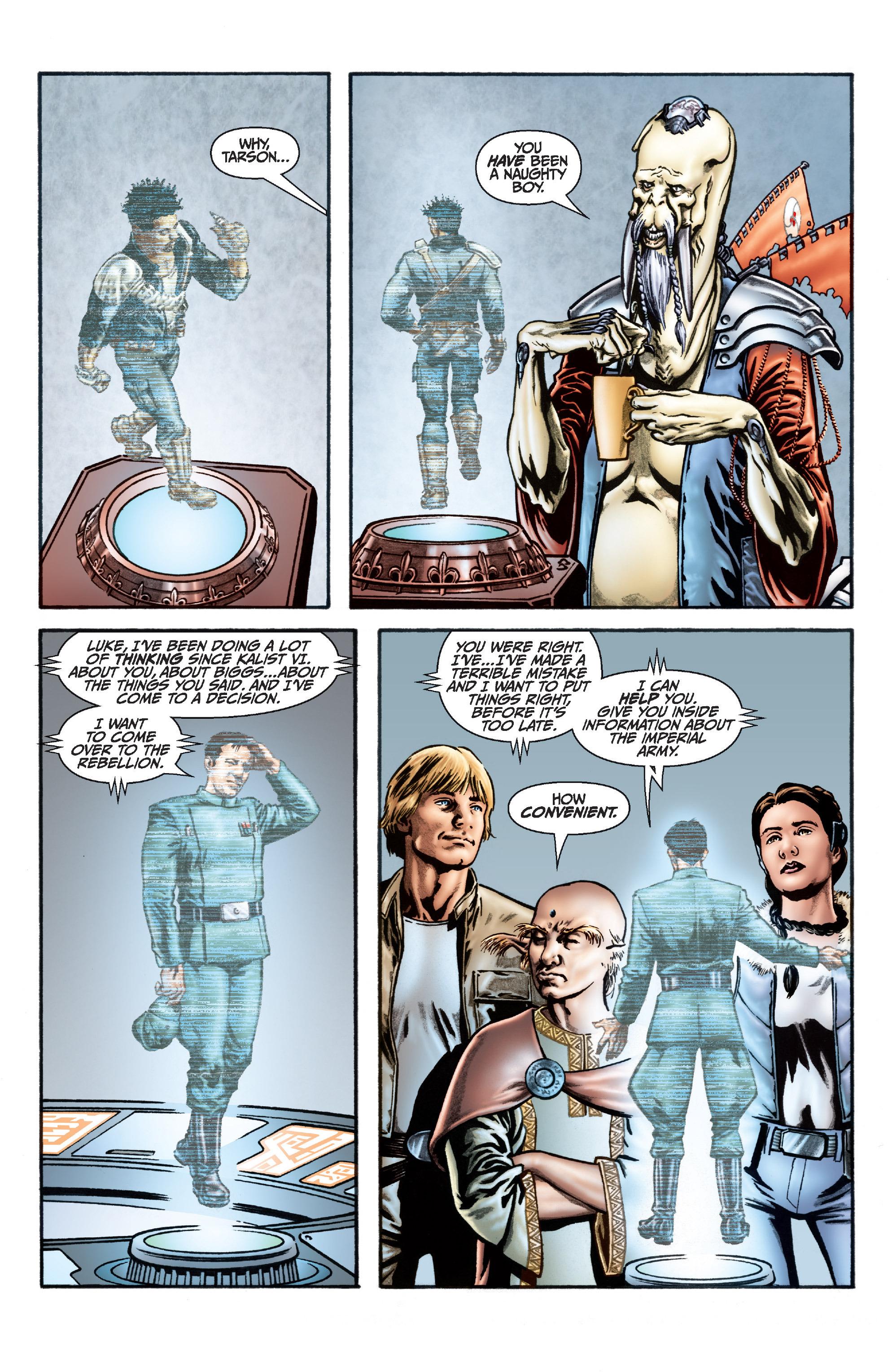 Read online Star Wars Omnibus comic -  Issue # Vol. 22 - 379