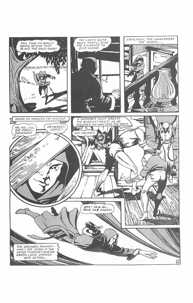 Read online Men of Mystery Comics comic -  Issue #18 - 7