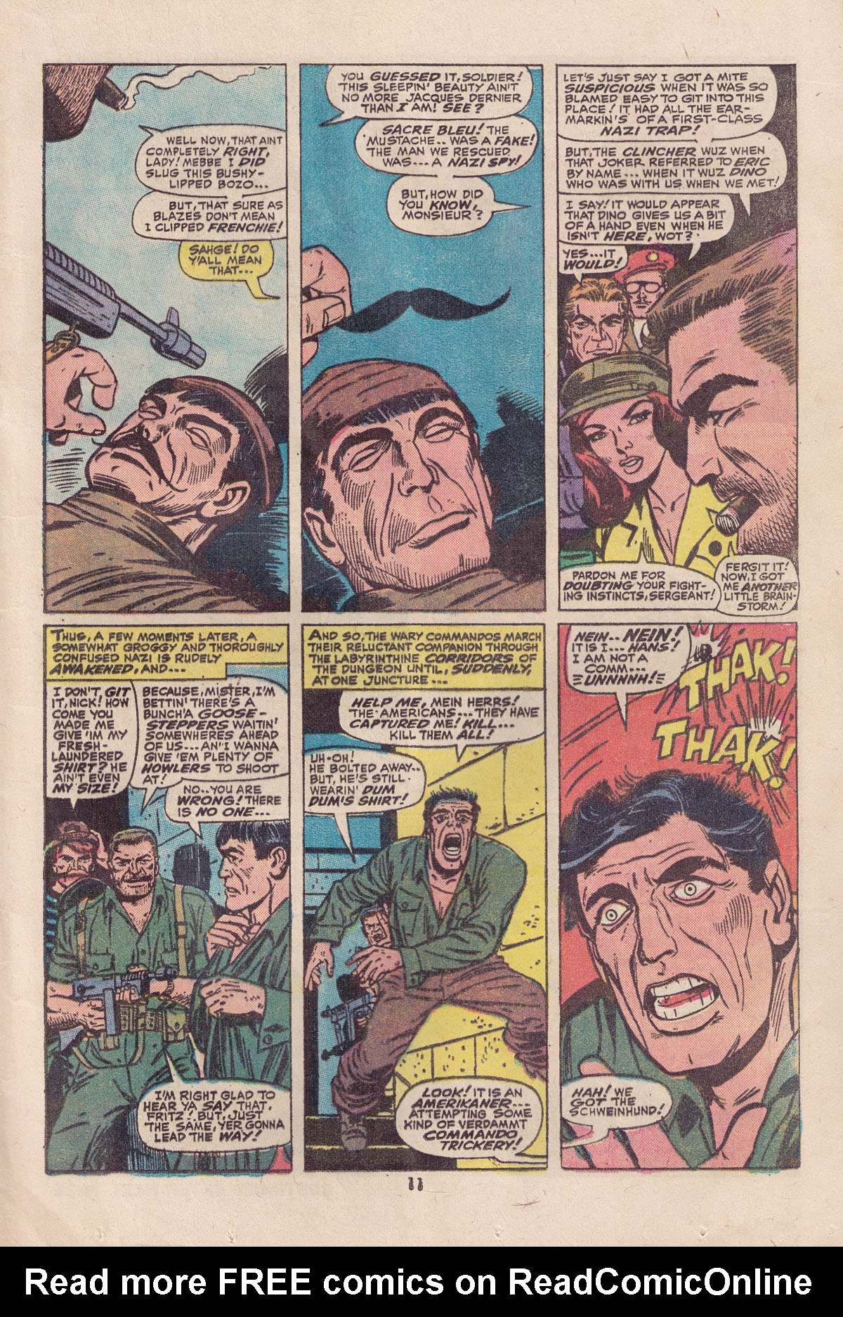 Read online Sgt. Fury comic -  Issue #113 - 13