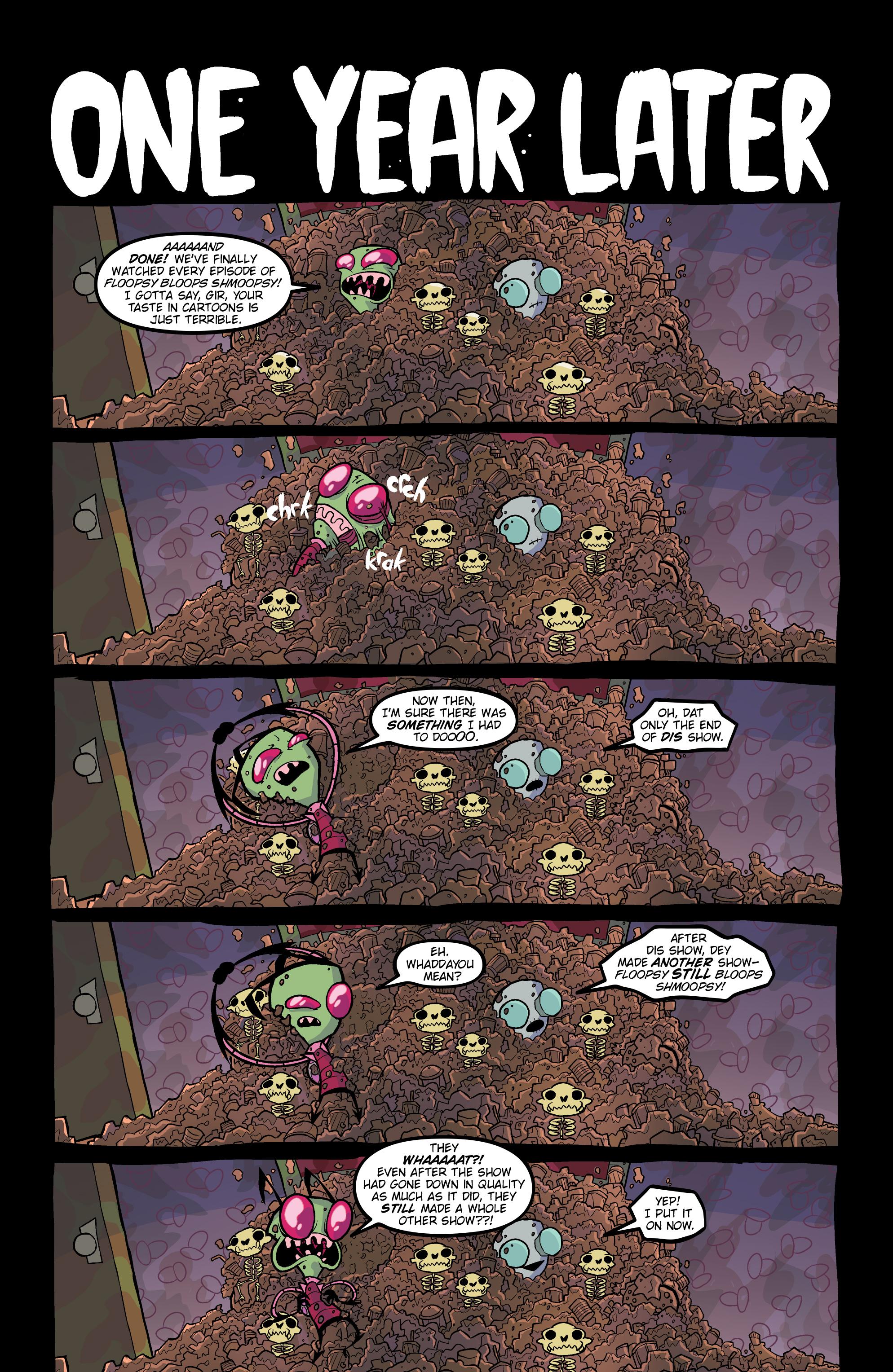 Read online Invader Zim comic -  Issue #20 - 16