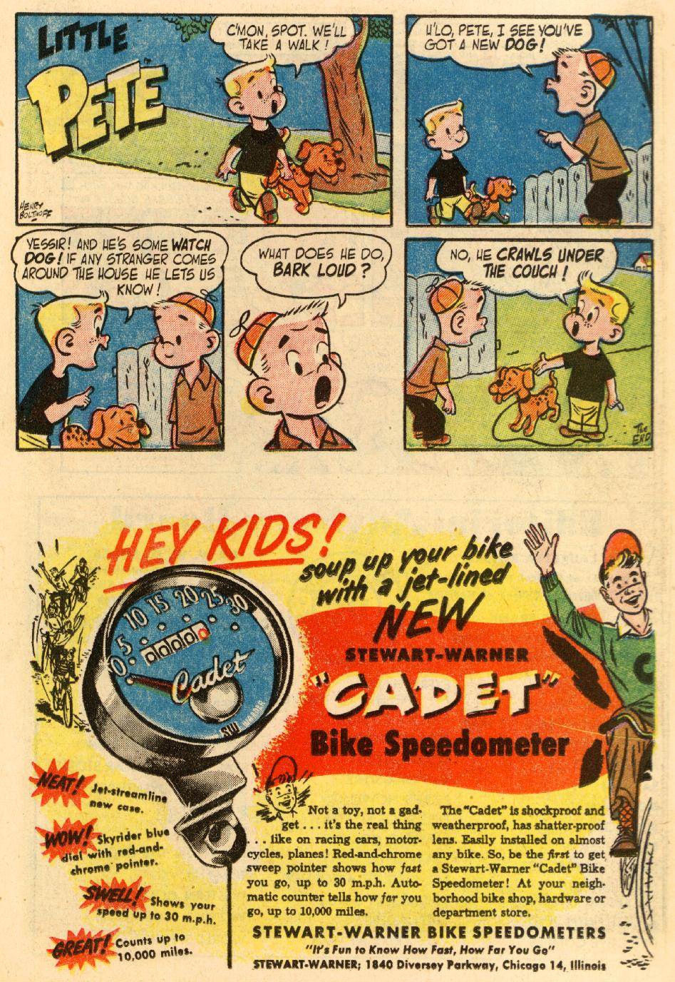 Read online Adventure Comics (1938) comic -  Issue #195 - 15