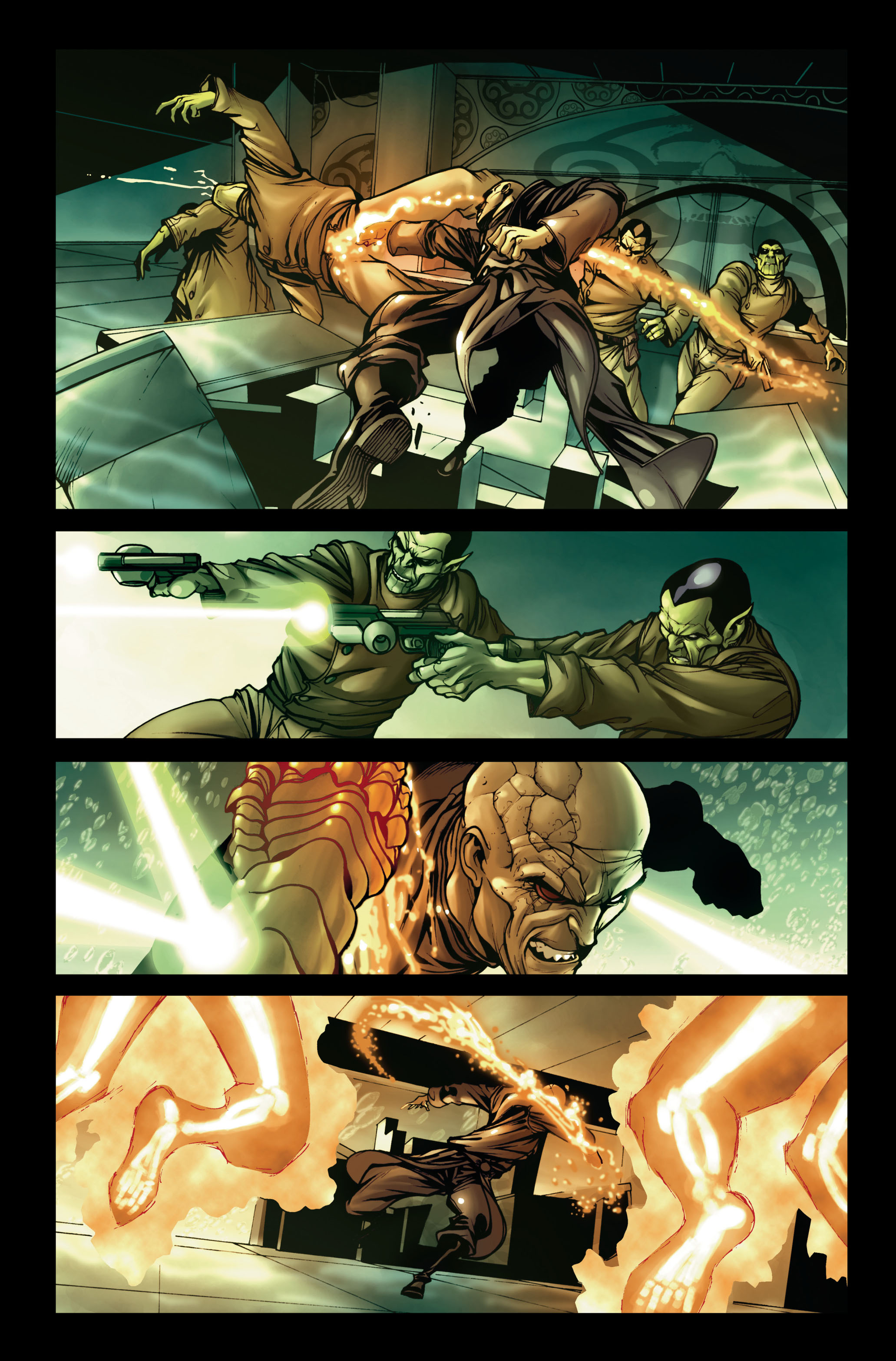 Read online Secret Warriors comic -  Issue #2 - 6