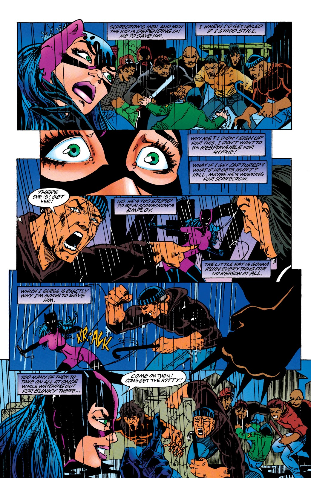 Catwoman (1993) Issue #59 #64 - English 9