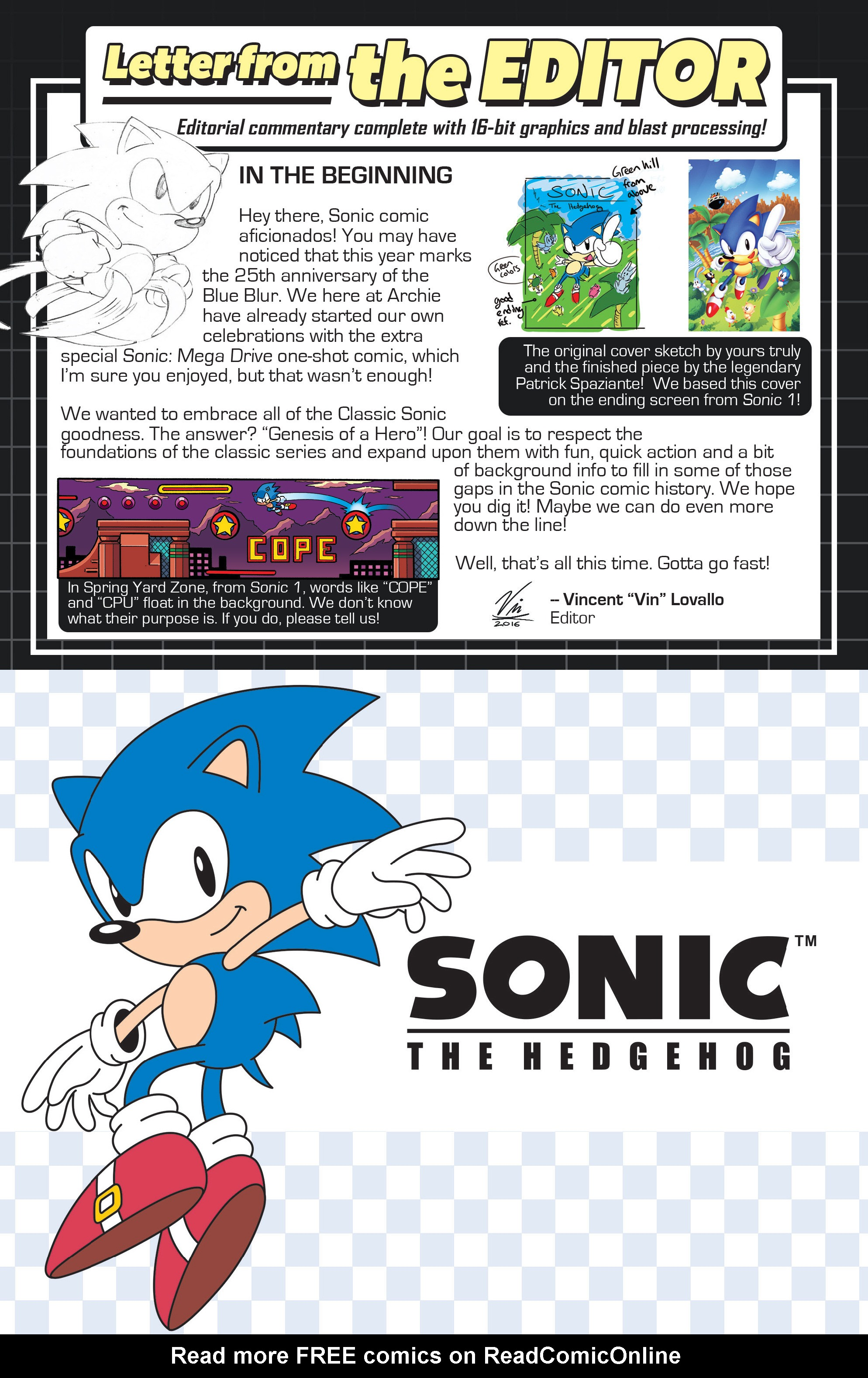 Read online Sonic The Hedgehog comic -  Issue #288 - 23