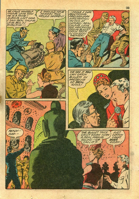 Read online Super-Magician Comics comic -  Issue #14 - 33