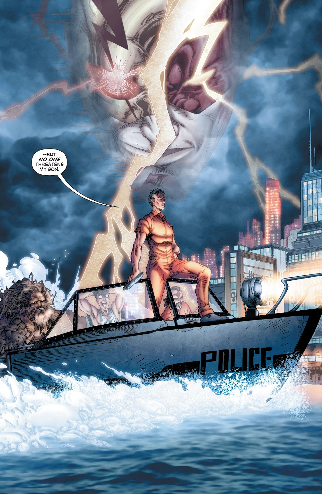 Read online The Flash (2011) comic -  Issue # _TPB 8 (Part 1) - 26