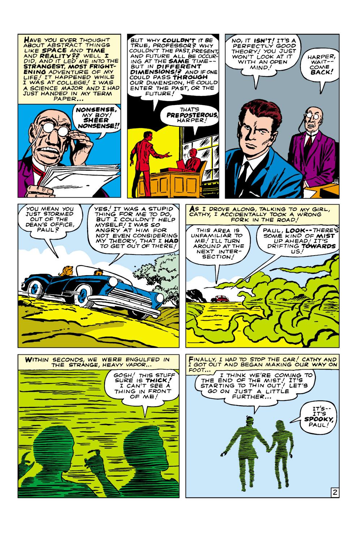 Read online Amazing Adventures (1961) comic -  Issue #3 - 3