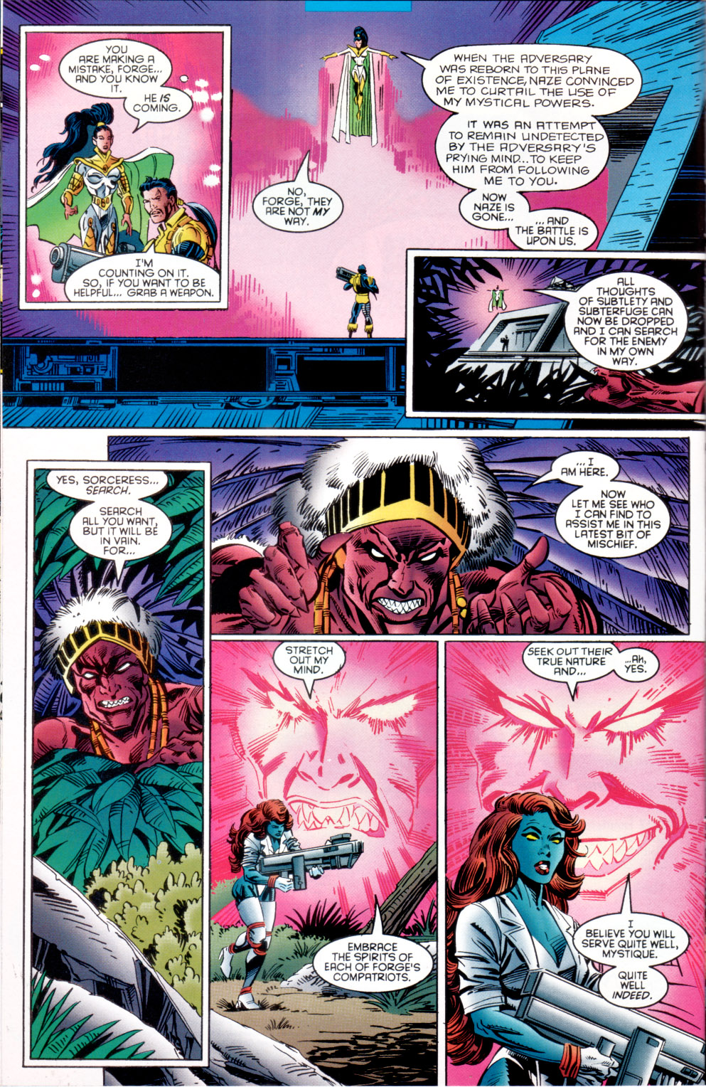 Read online X-Factor (1986) comic -  Issue #120 - 6