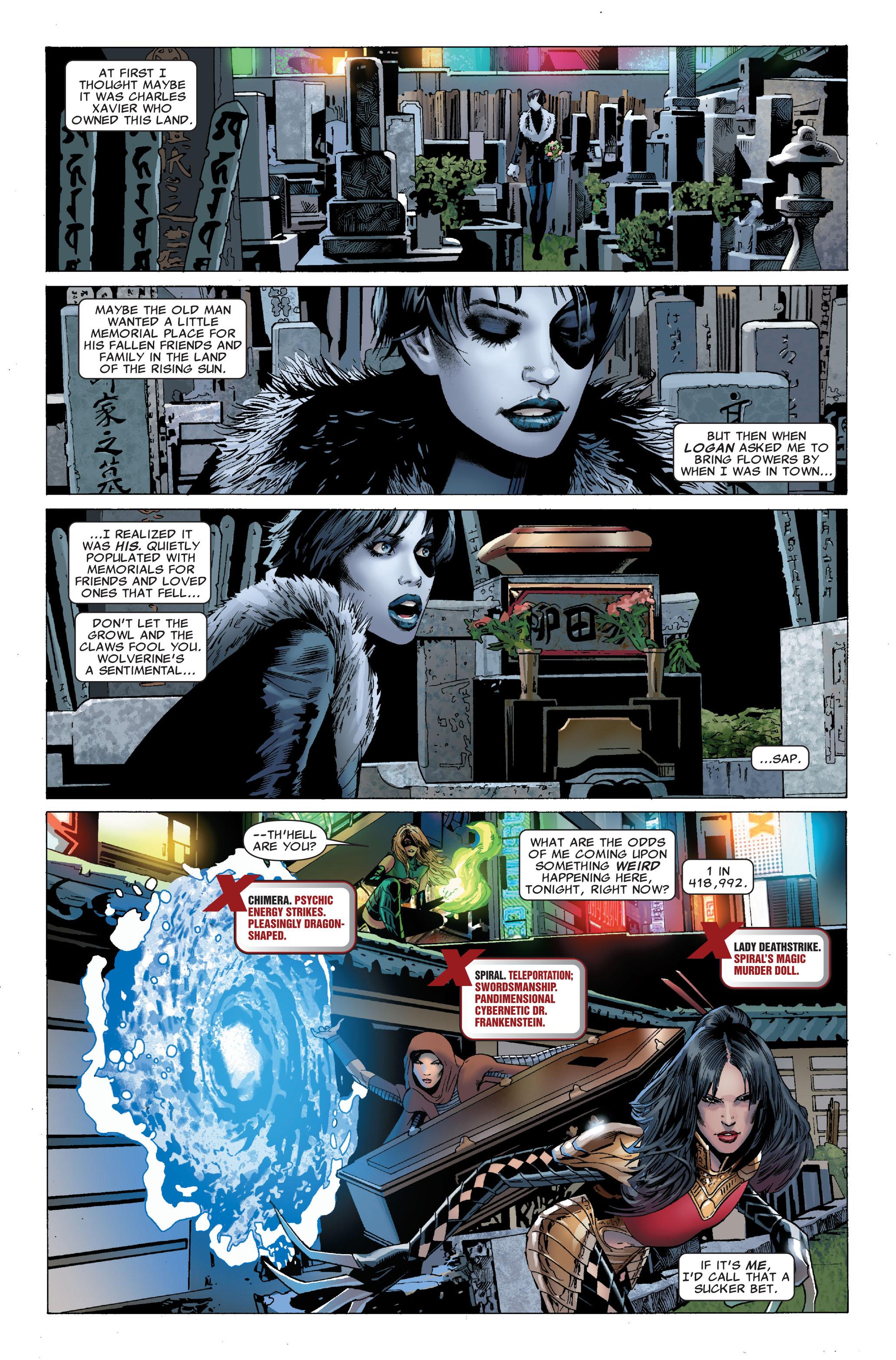 Read online Uncanny X-Men (1963) comic -  Issue #508 - 6