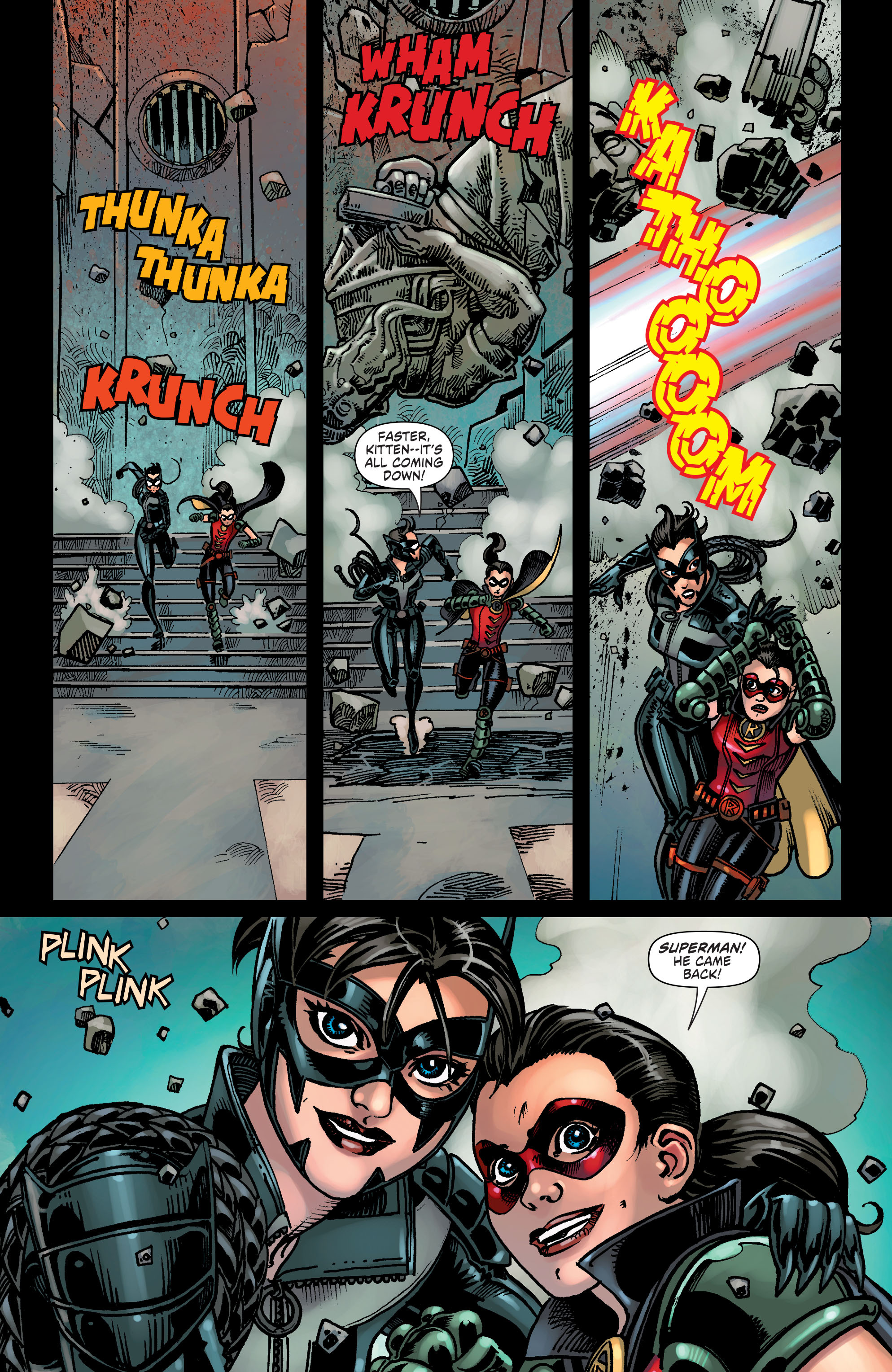 Read online Worlds' Finest comic -  Issue #31 - 11