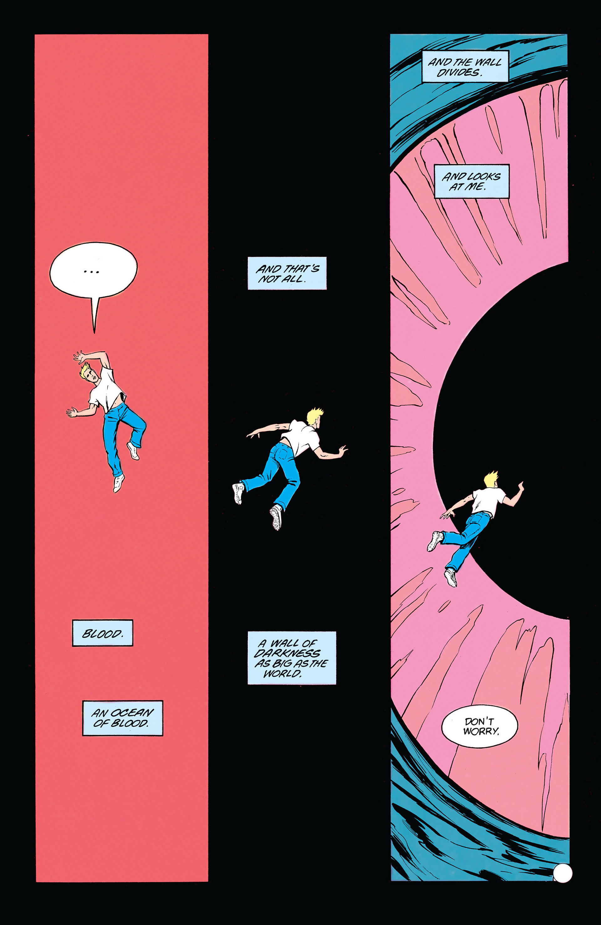 Read online Animal Man (1988) comic -  Issue #19 - 5