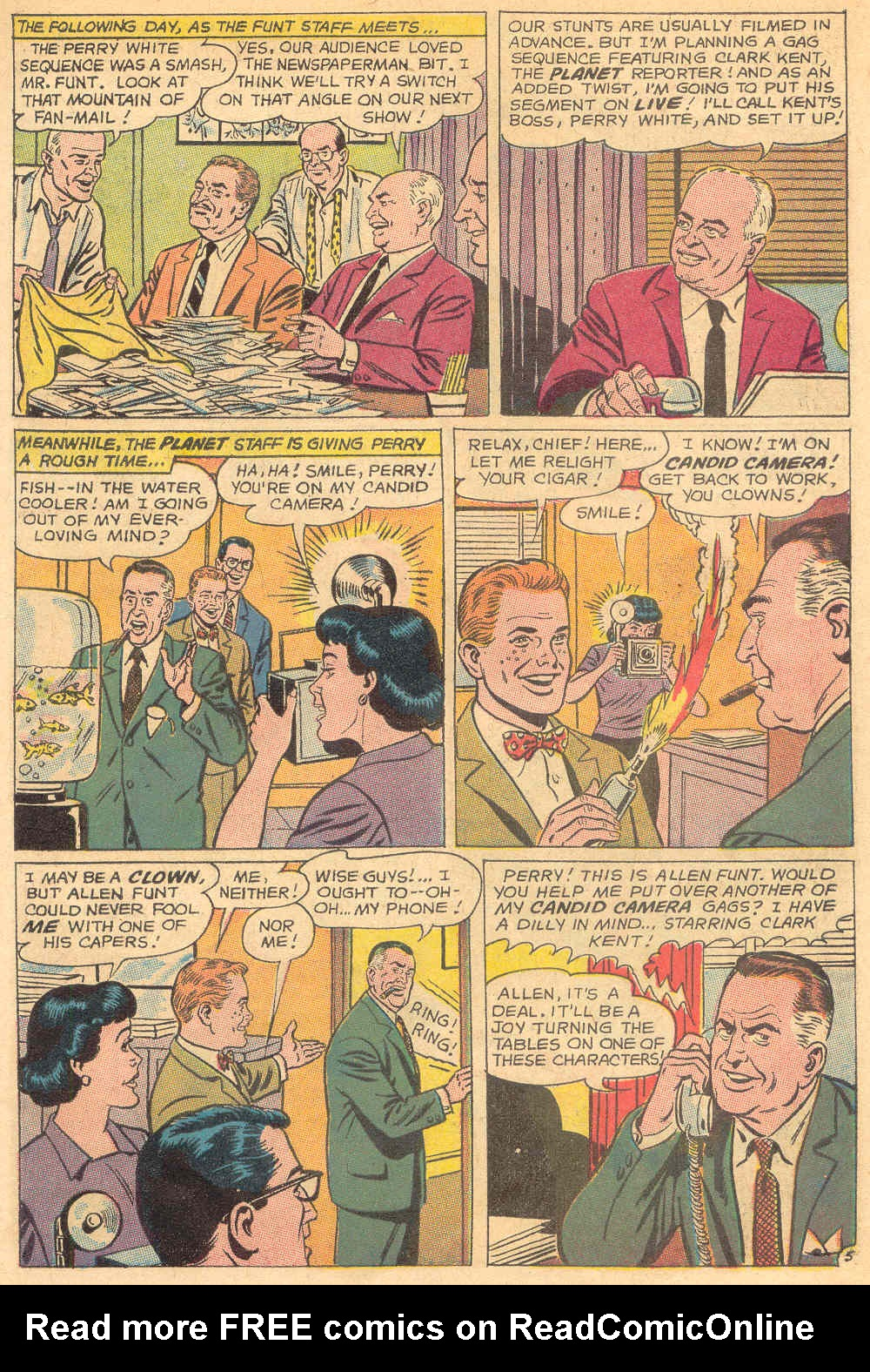Read online Action Comics (1938) comic -  Issue #345 - 7
