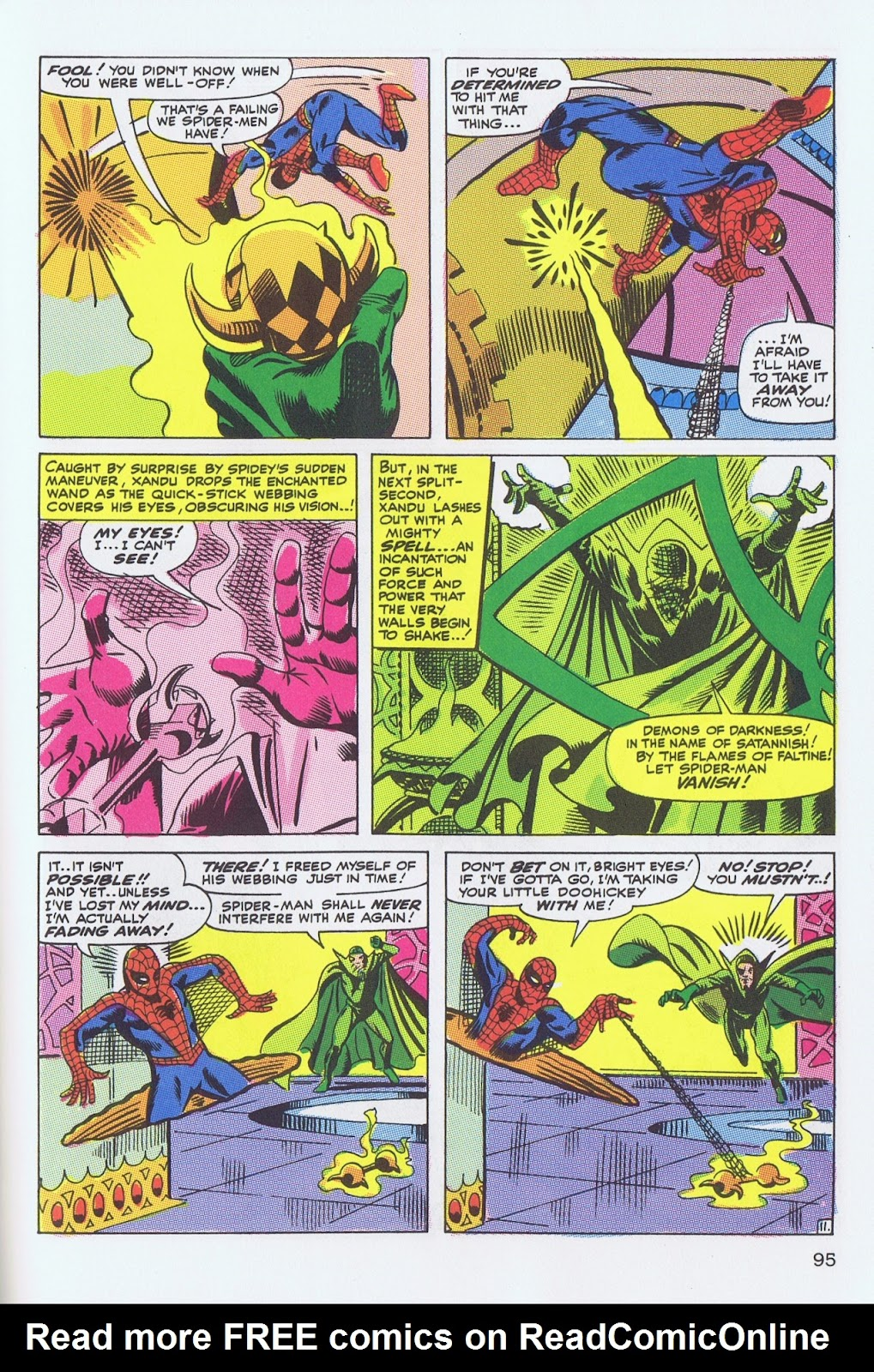 Doctor Strange: Master of the Mystic Arts issue TPB - Page 90