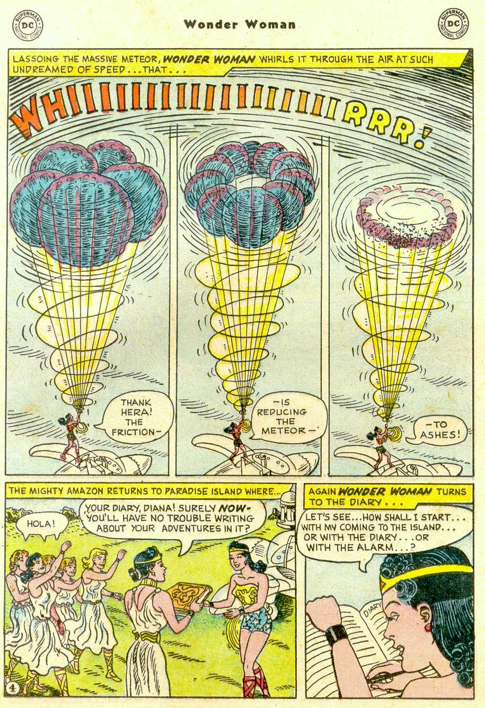Read online Wonder Woman (1942) comic -  Issue #96 - 18
