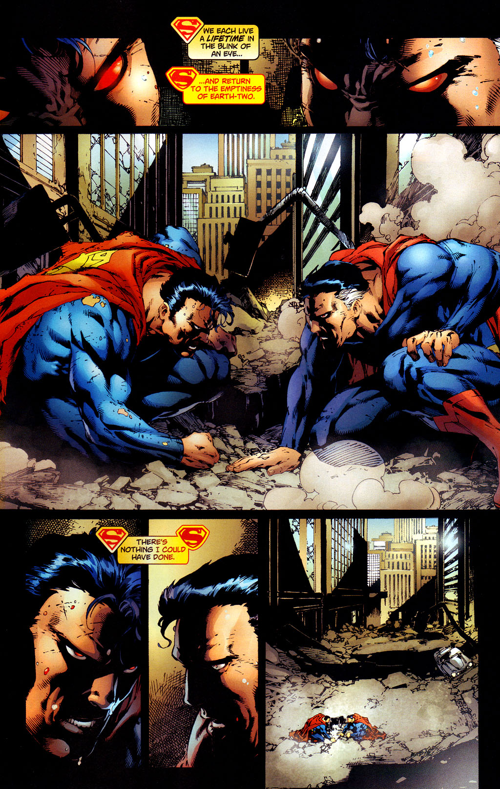 Read online Adventures of Superman (1987) comic -  Issue #649 - 18