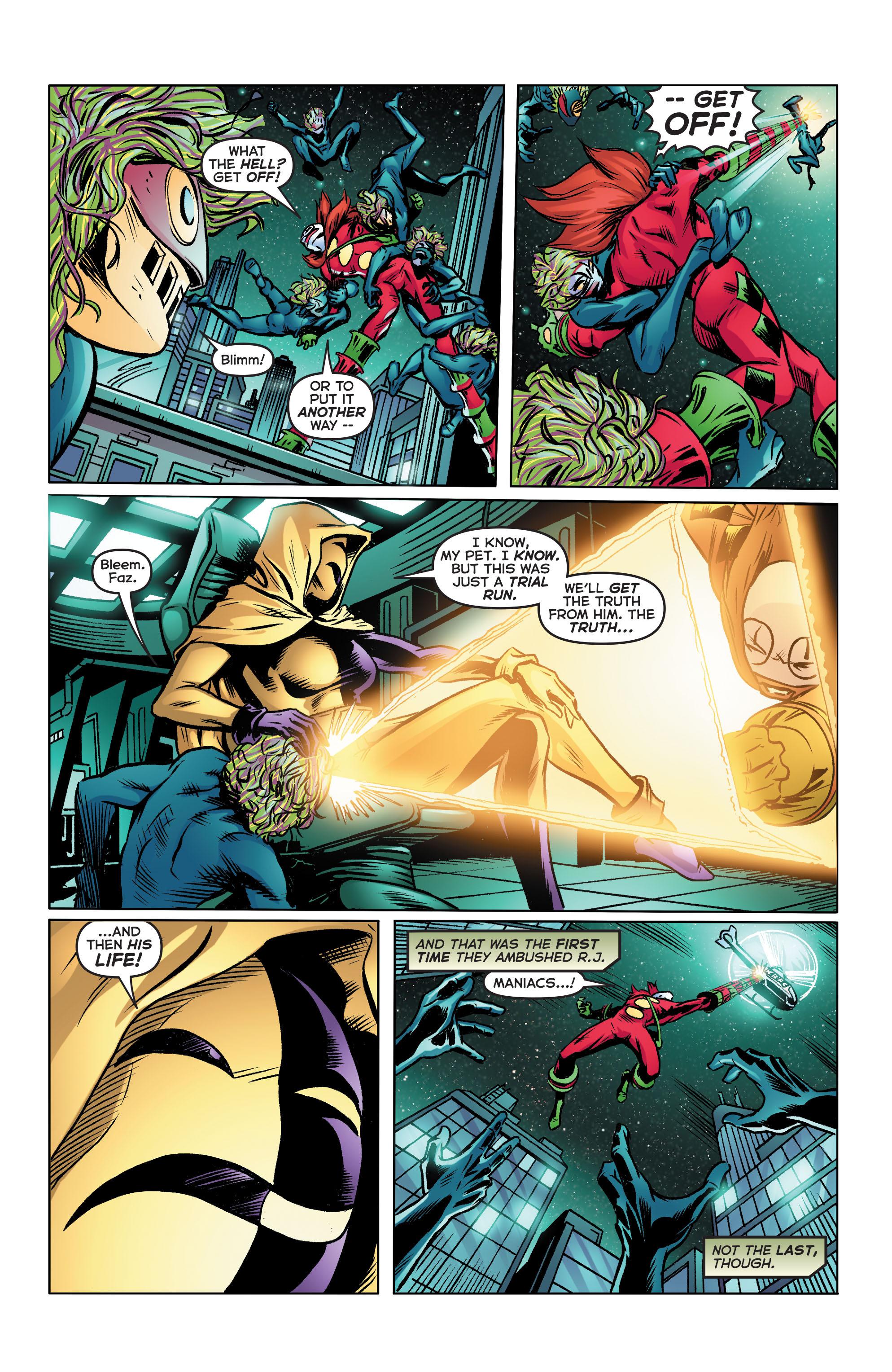Read online Astro City comic -  Issue #36 - 13