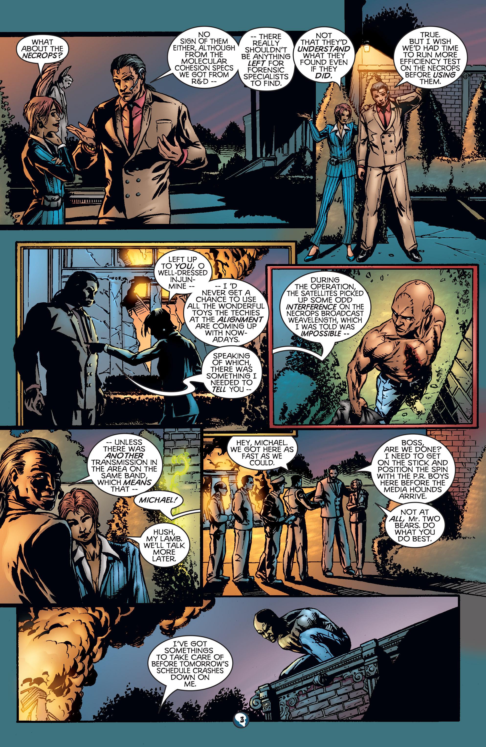 Read online Shadowman (1997) comic -  Issue #17 - 4