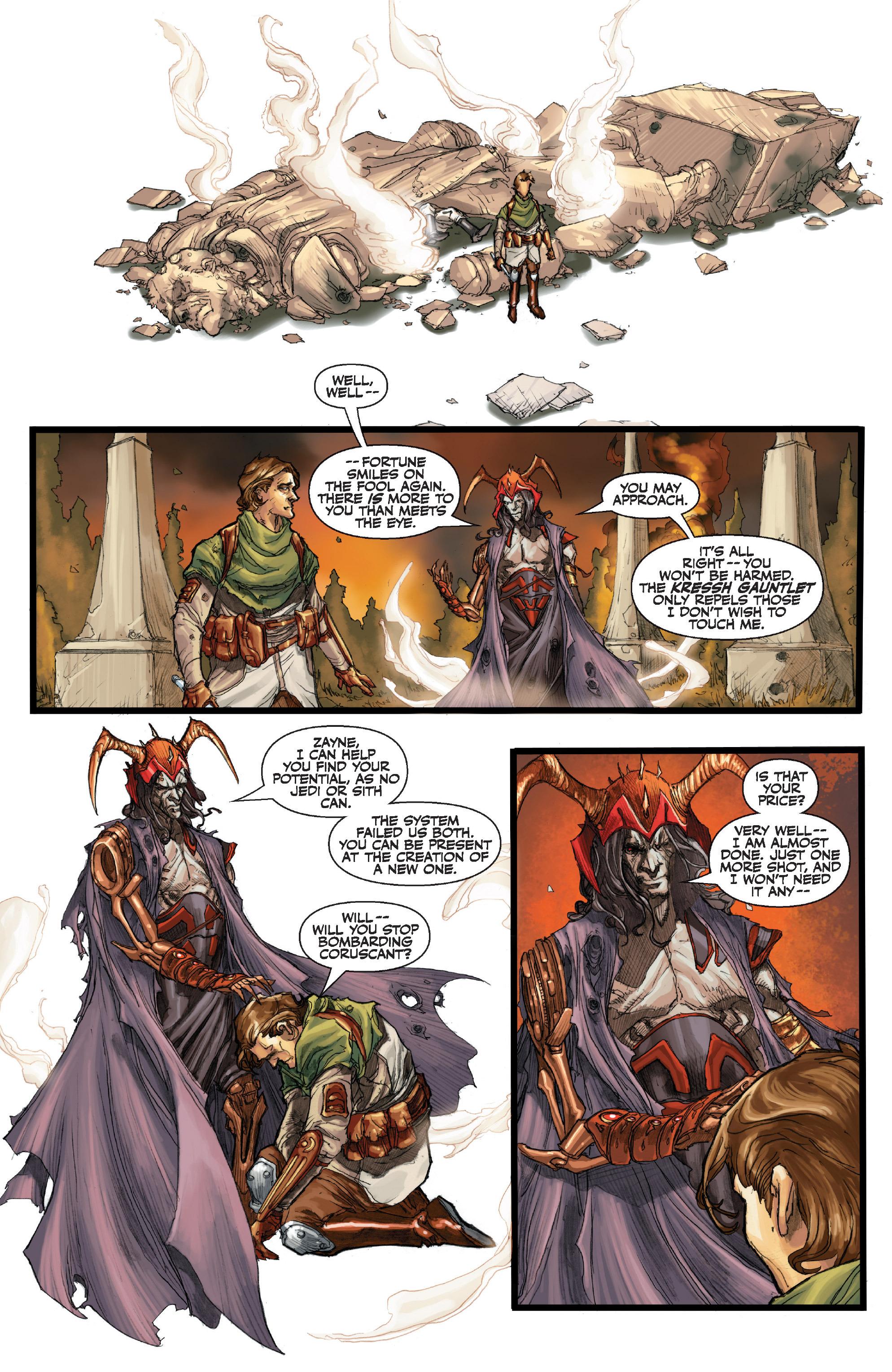 Read online Star Wars Omnibus comic -  Issue # Vol. 32 - 382