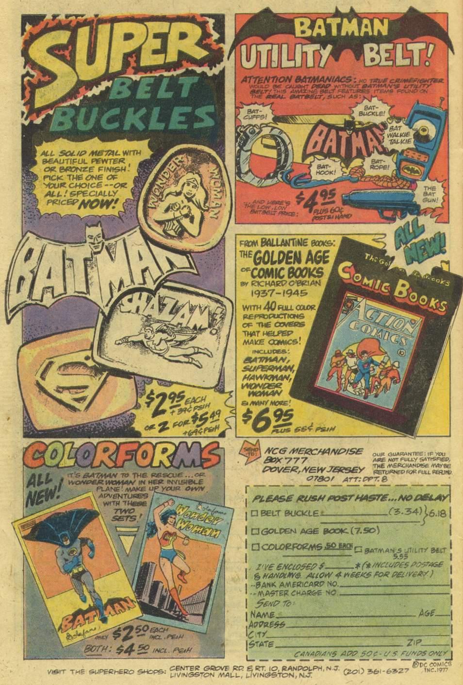 Read online Adventure Comics (1938) comic -  Issue #454 - 29