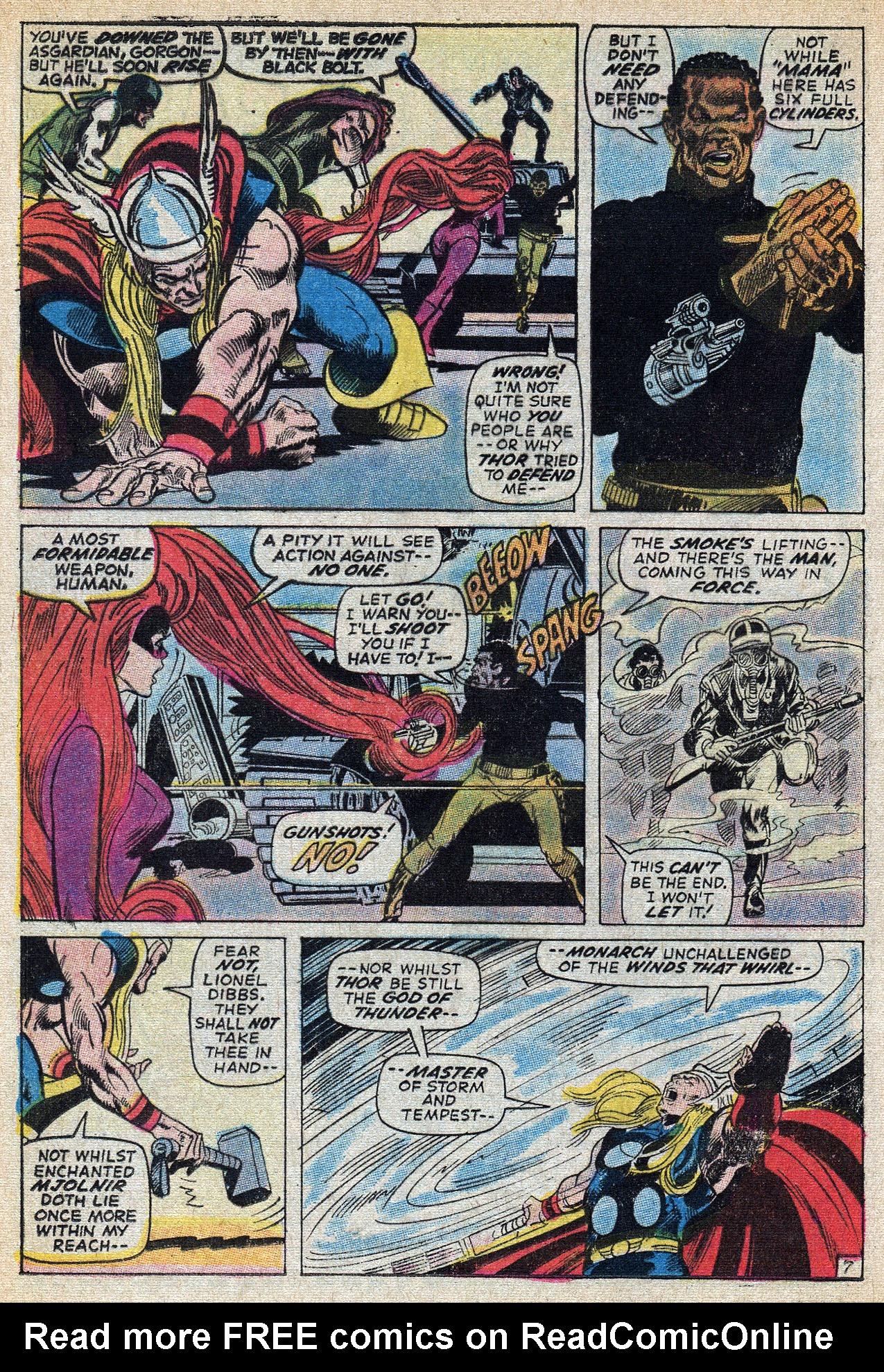 Read online Amazing Adventures (1970) comic -  Issue #8 - 12