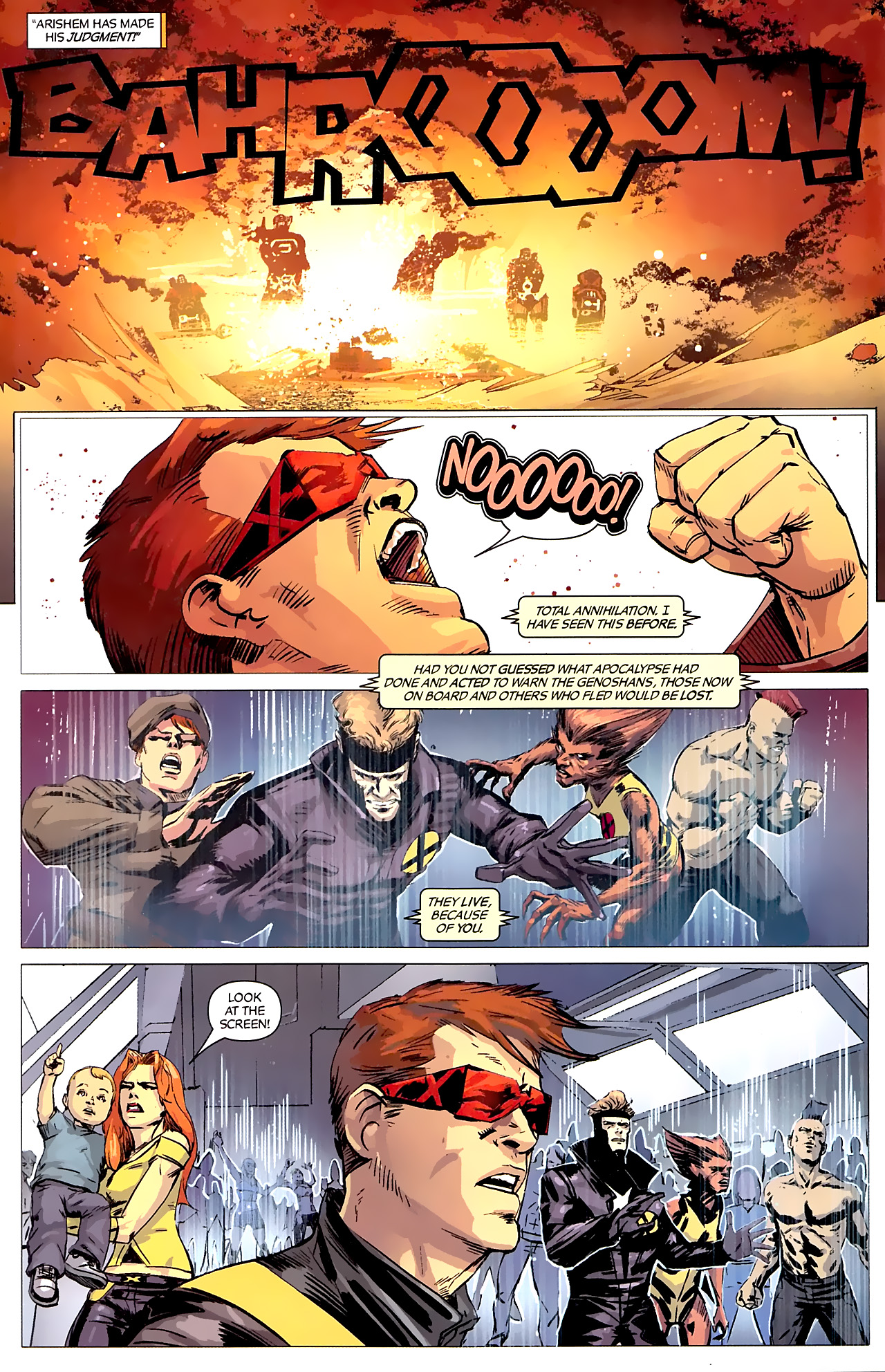 Read online X-Factor Forever comic -  Issue #5 - 16