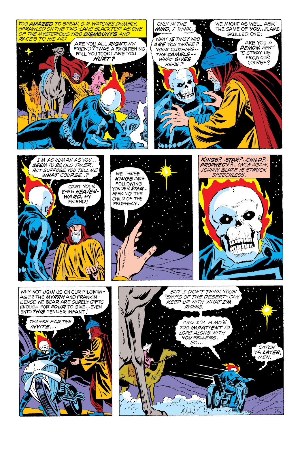 Read online Marvel Two-In-One Epic Collection: Cry Monster comic -  Issue # TPB (Part 2) - 81