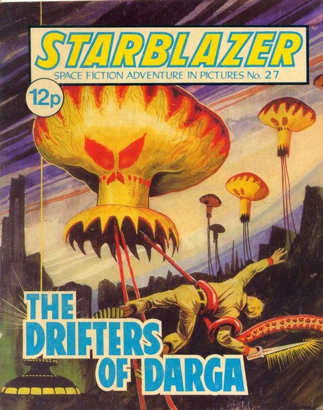 Starblazer issue 27 - Page 1