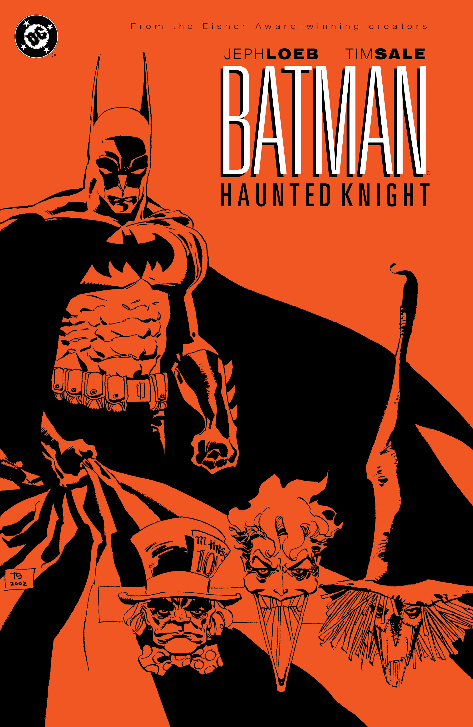 Batman: Haunted Knight TPB Page 1