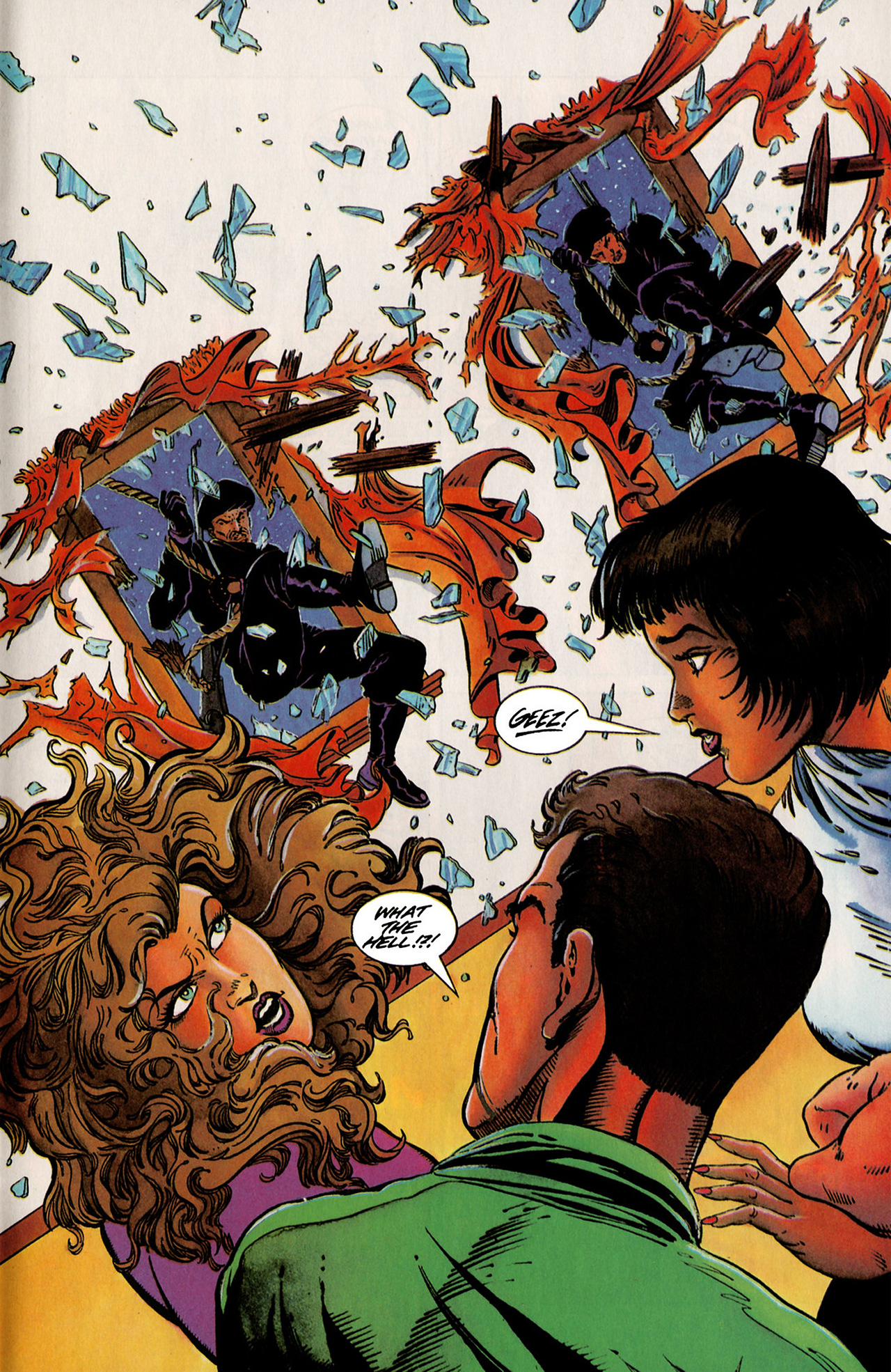 Read online Harbinger (1992) comic -  Issue #19 - 18