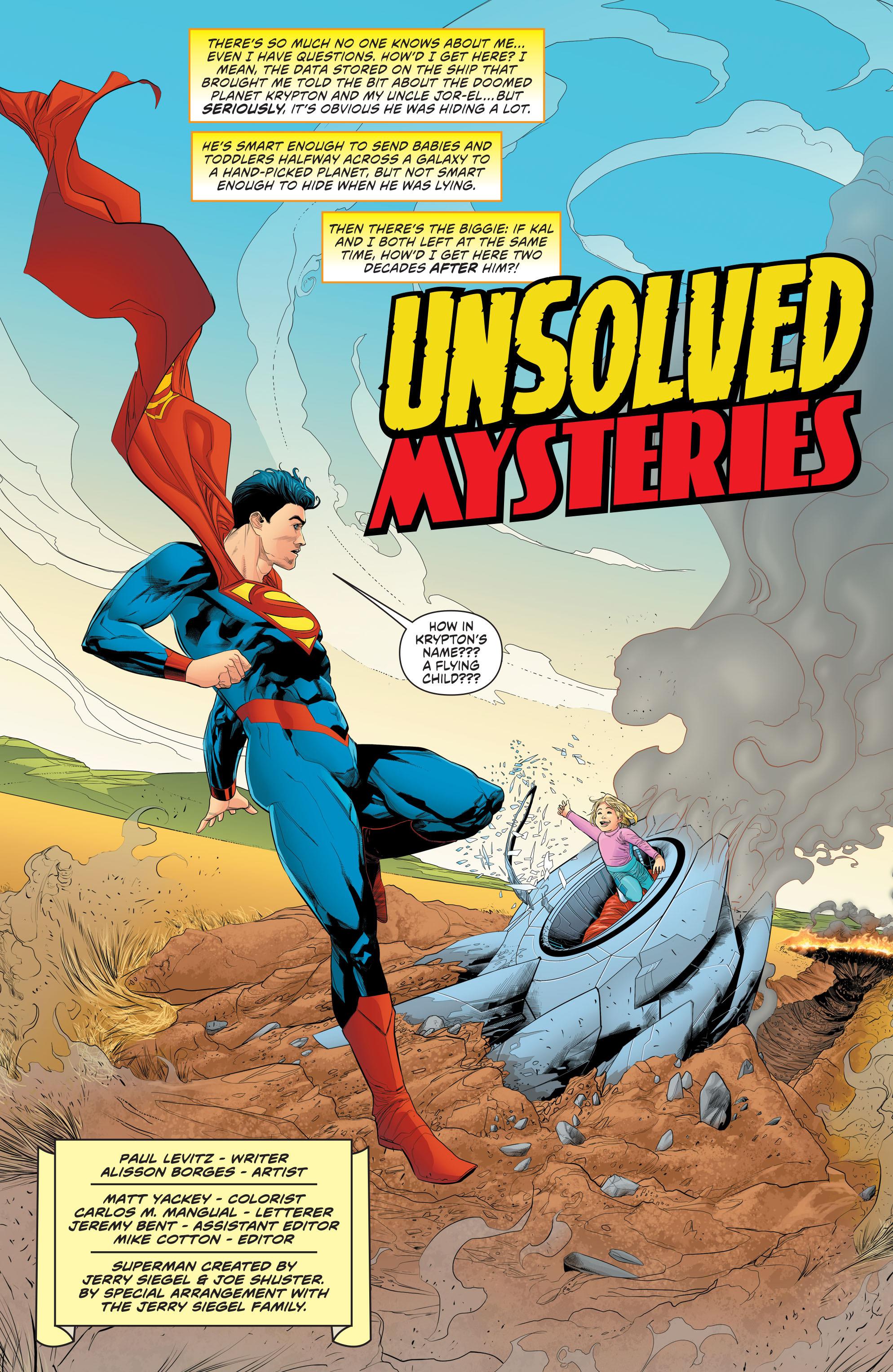 Read online Secret Origins (2014) comic -  Issue #9 - 14