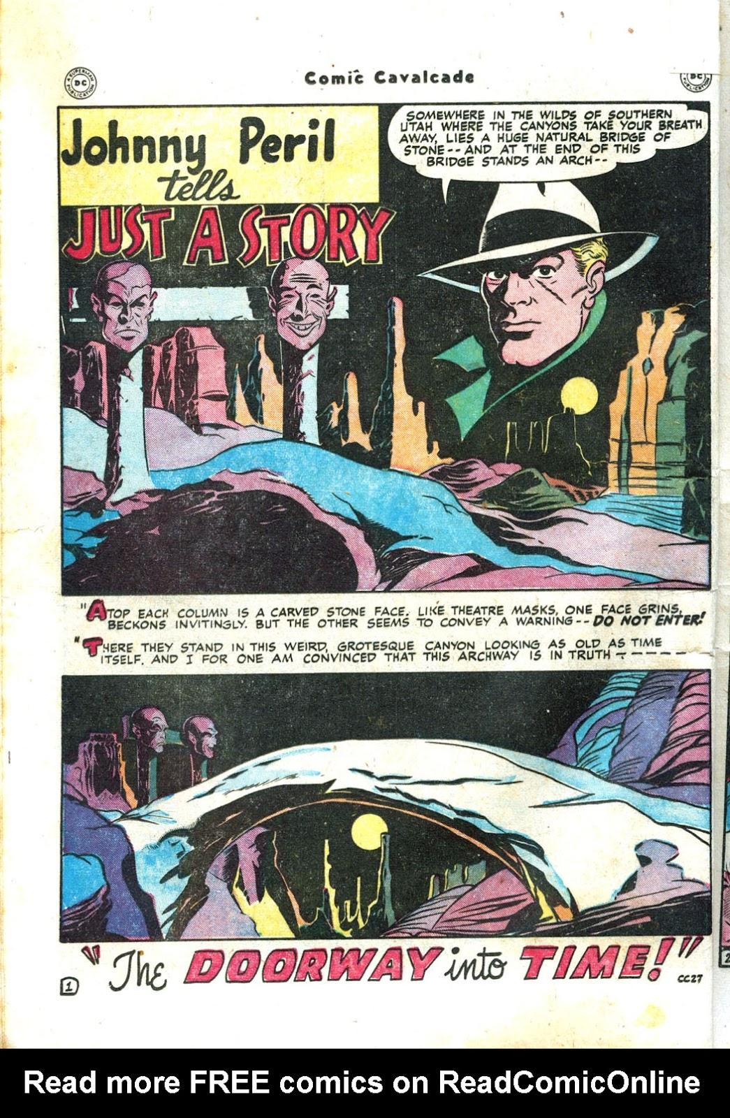 Comic Cavalcade issue 26 - Page 18