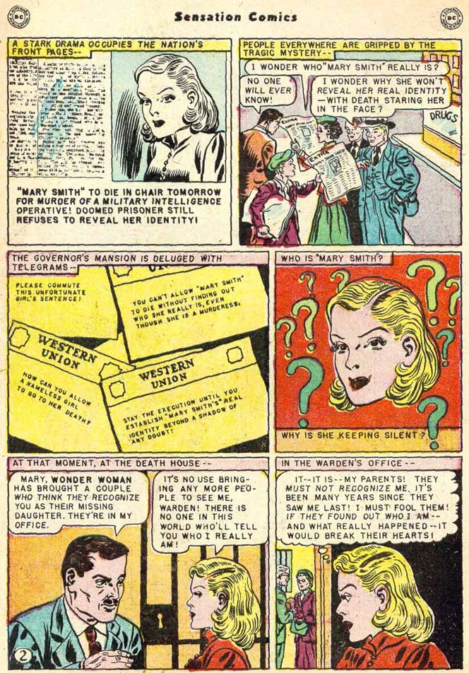 Read online Sensation (Mystery) Comics comic -  Issue #90 - 4
