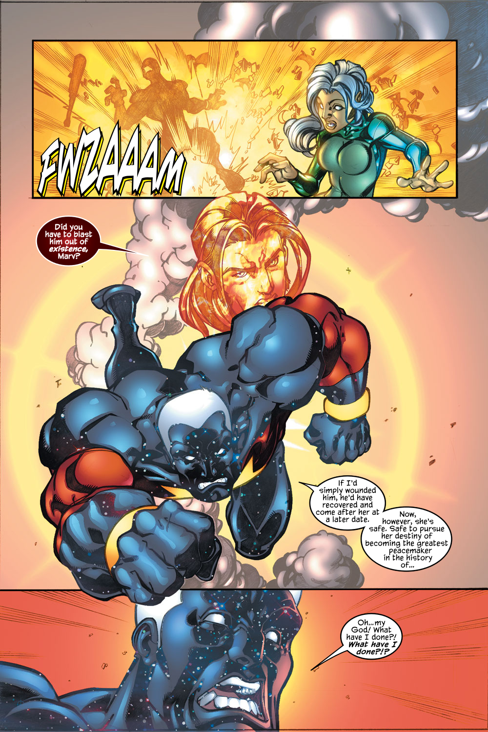 Captain Marvel (2002) Issue #6 #6 - English 19