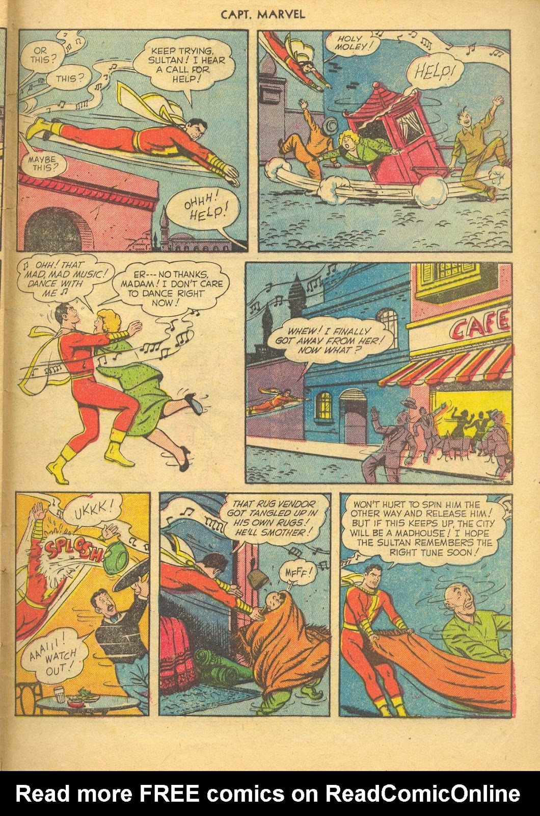 Captain Marvel Adventures issue 132 - Page 33