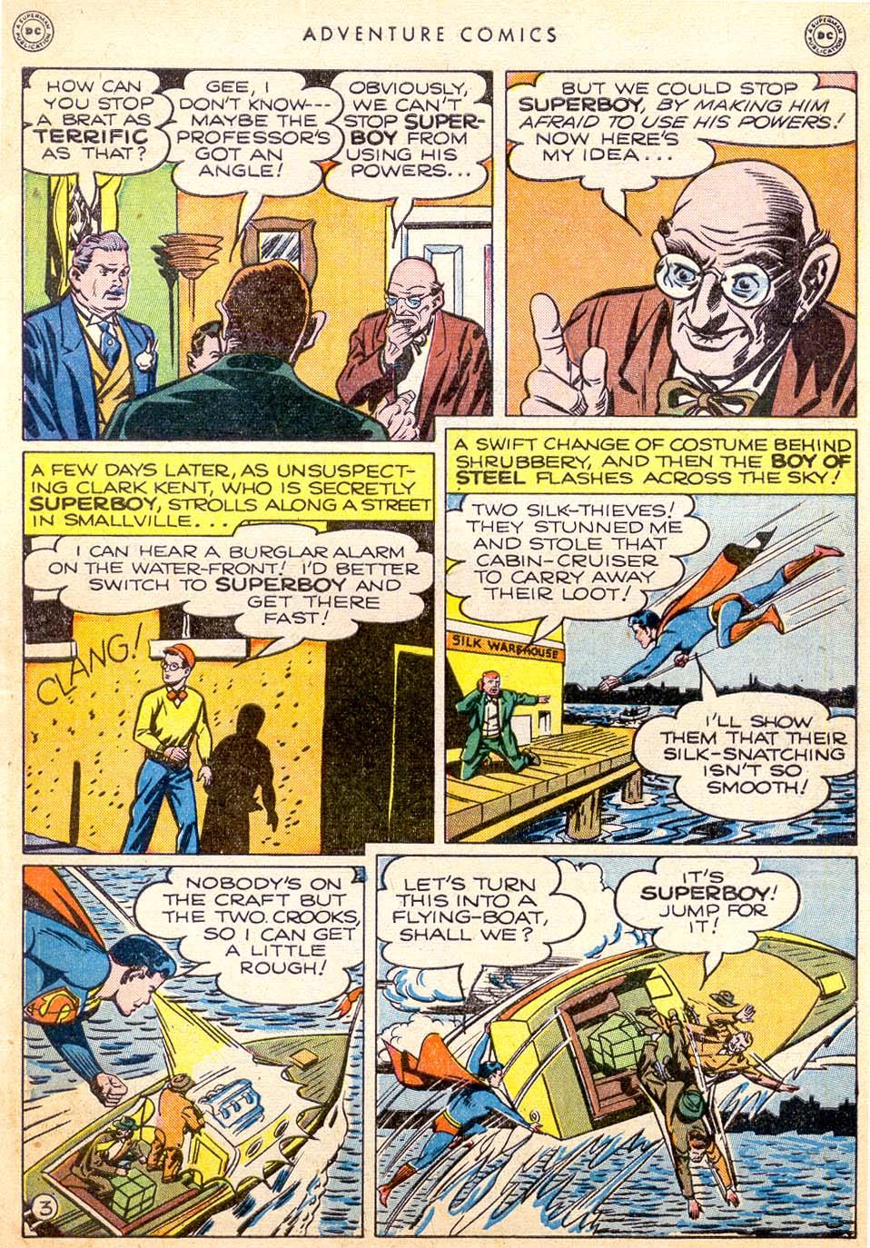 Read online Adventure Comics (1938) comic -  Issue #144 - 4