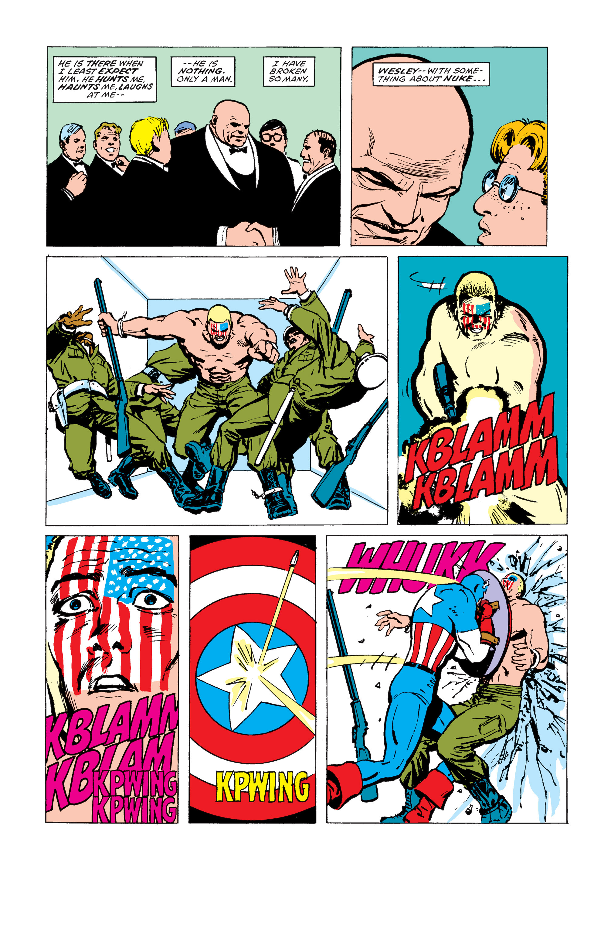 Read online Daredevil: Born Again comic -  Issue # Full - 191