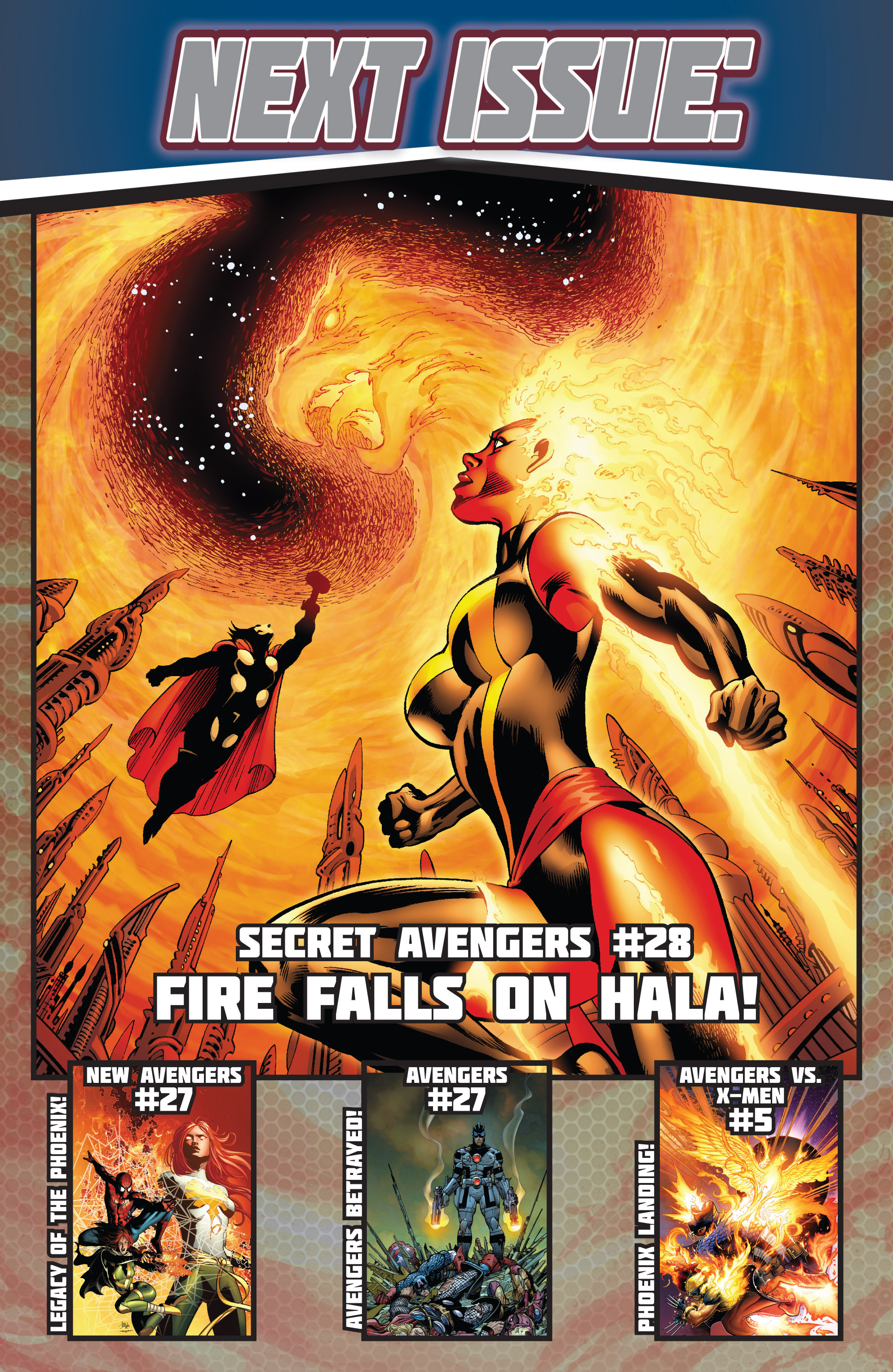 Read online Secret Avengers (2010) comic -  Issue #27 - 23